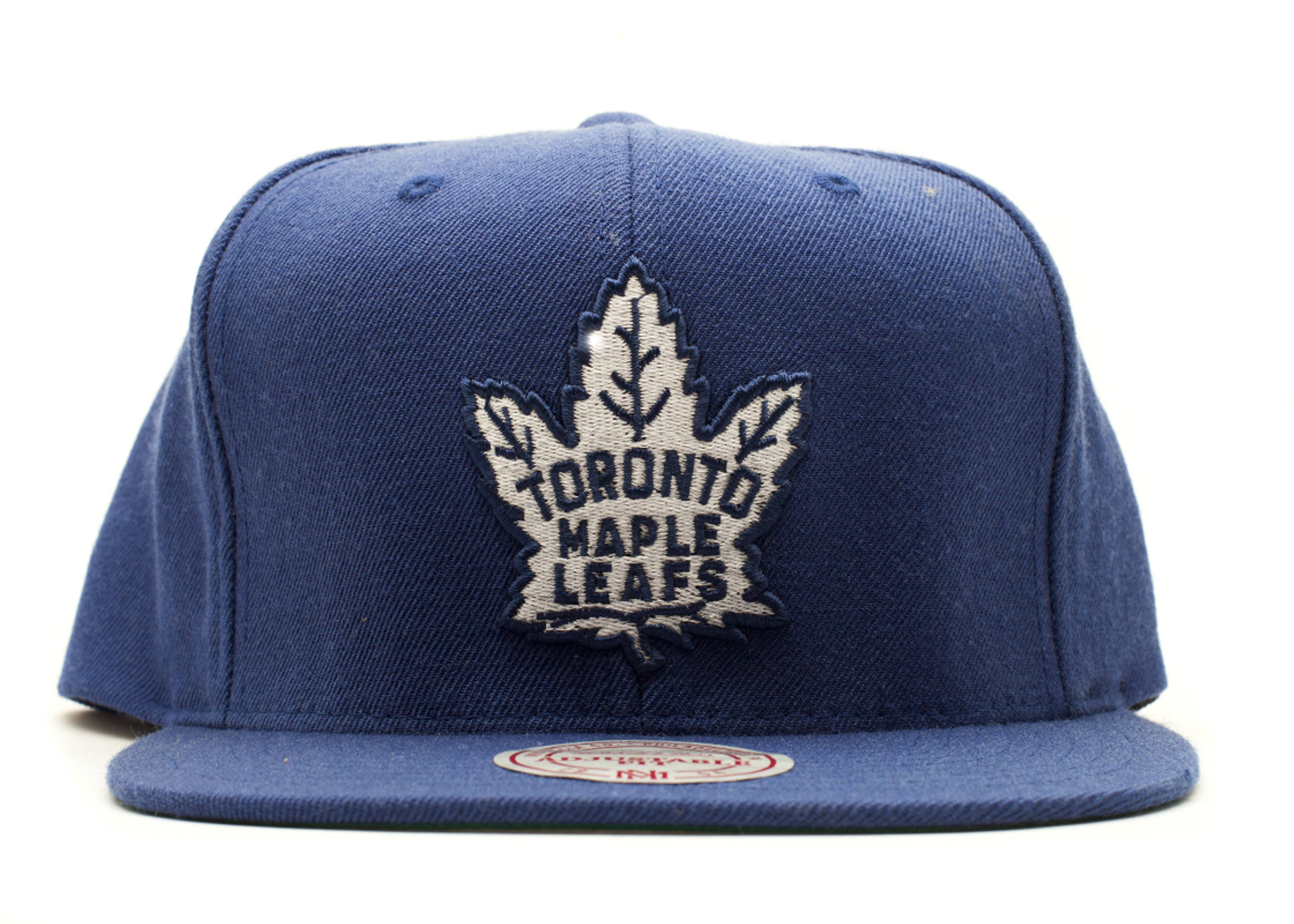 toronto maple leafs snap-back