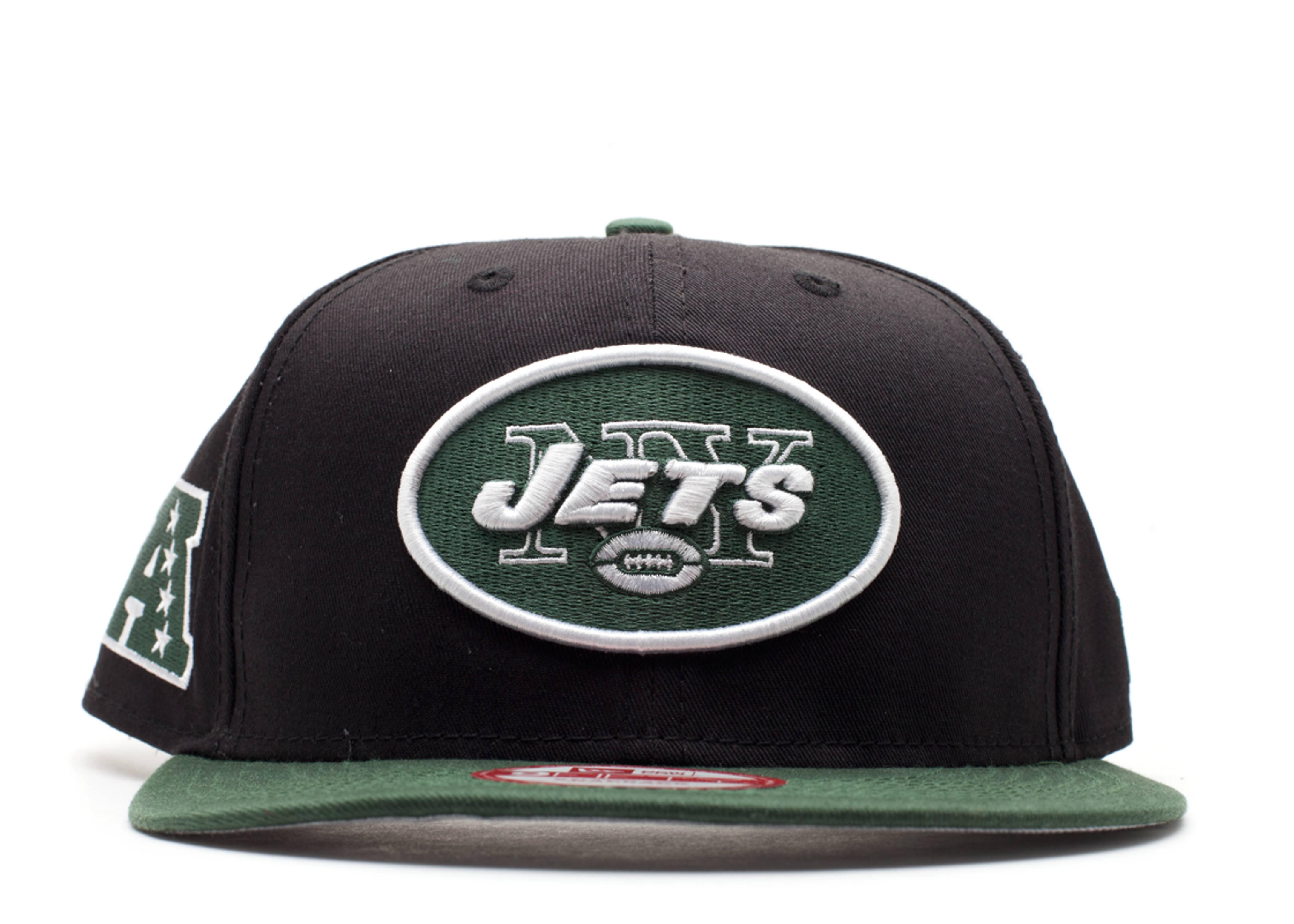 e4f564bf20e New York Jets Snap-back - New Era - 10581390 - green black