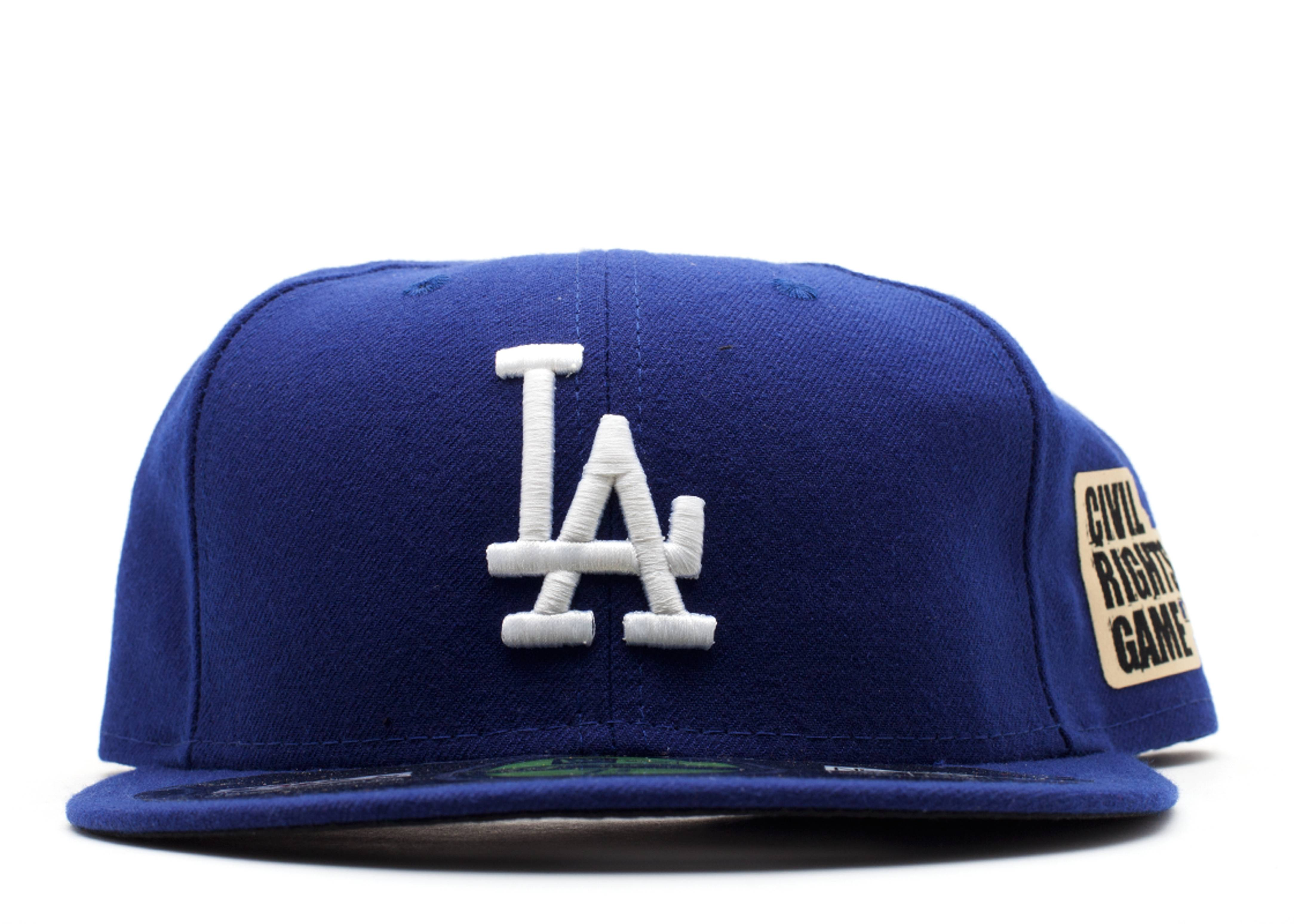 "los angeles dodgers fitted ""civil rights game"""