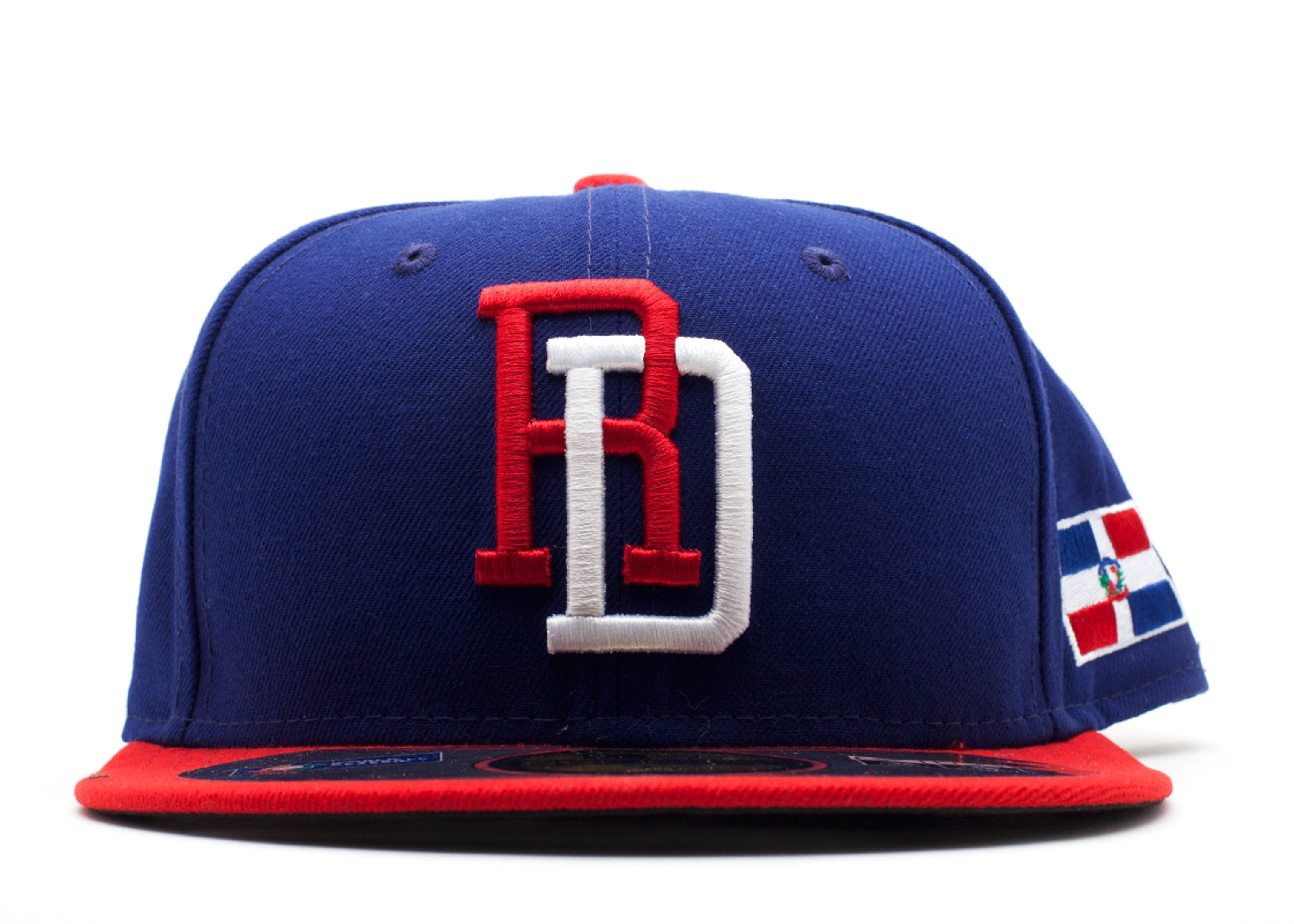"dominican republic fitted ""world baseball classic"""