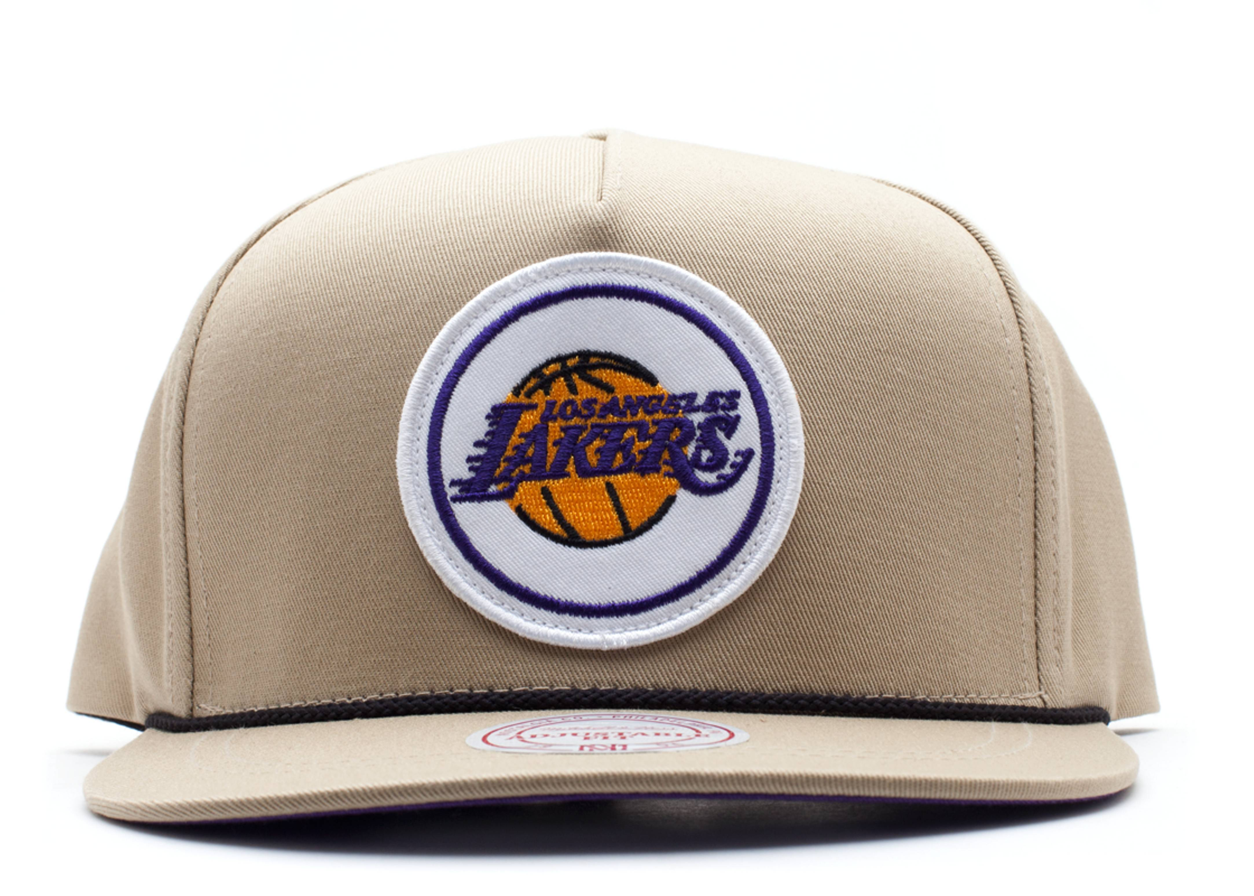 "los angeles lakers snap-back ""strap-back"""