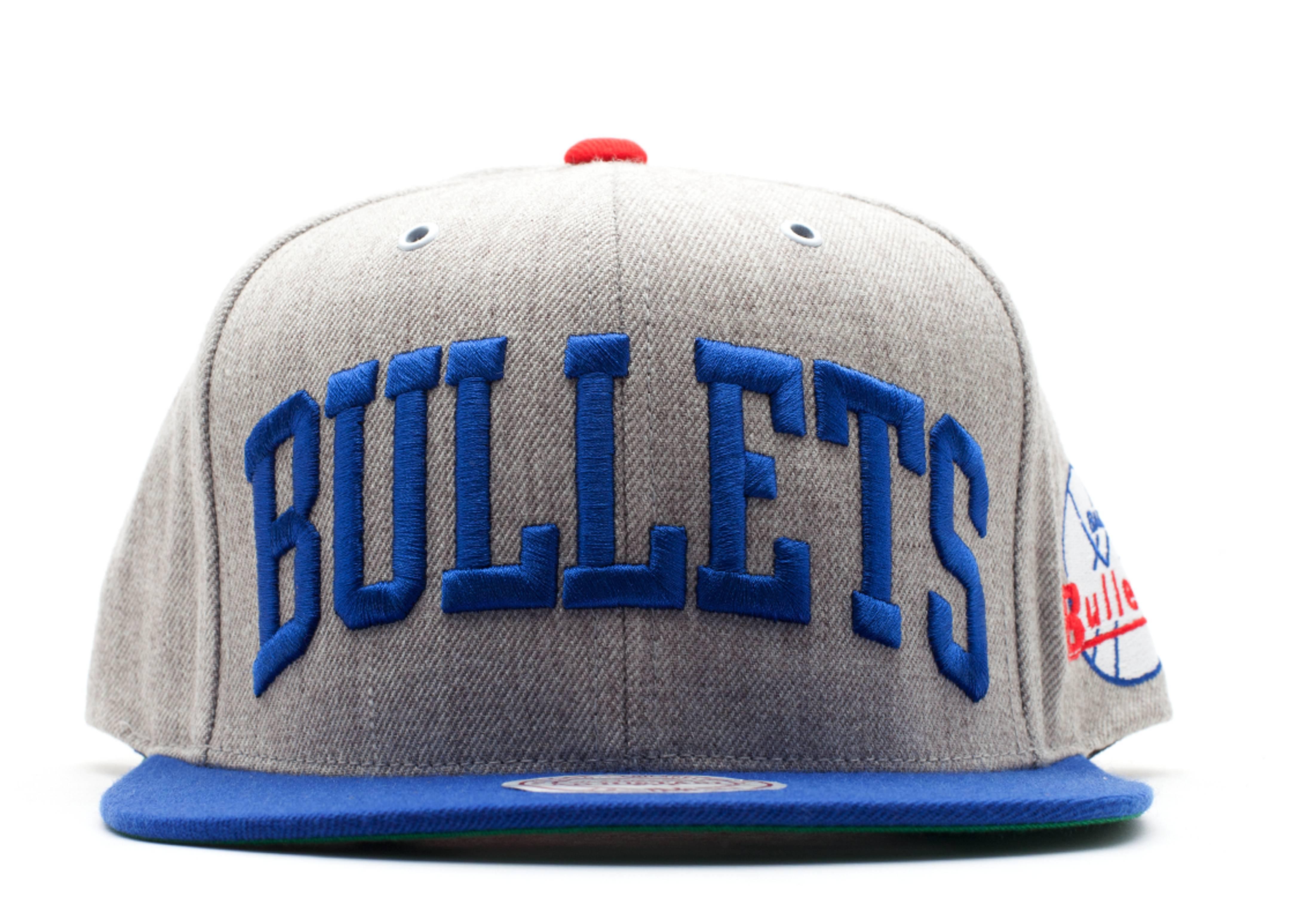 baltimore bullets snap-back