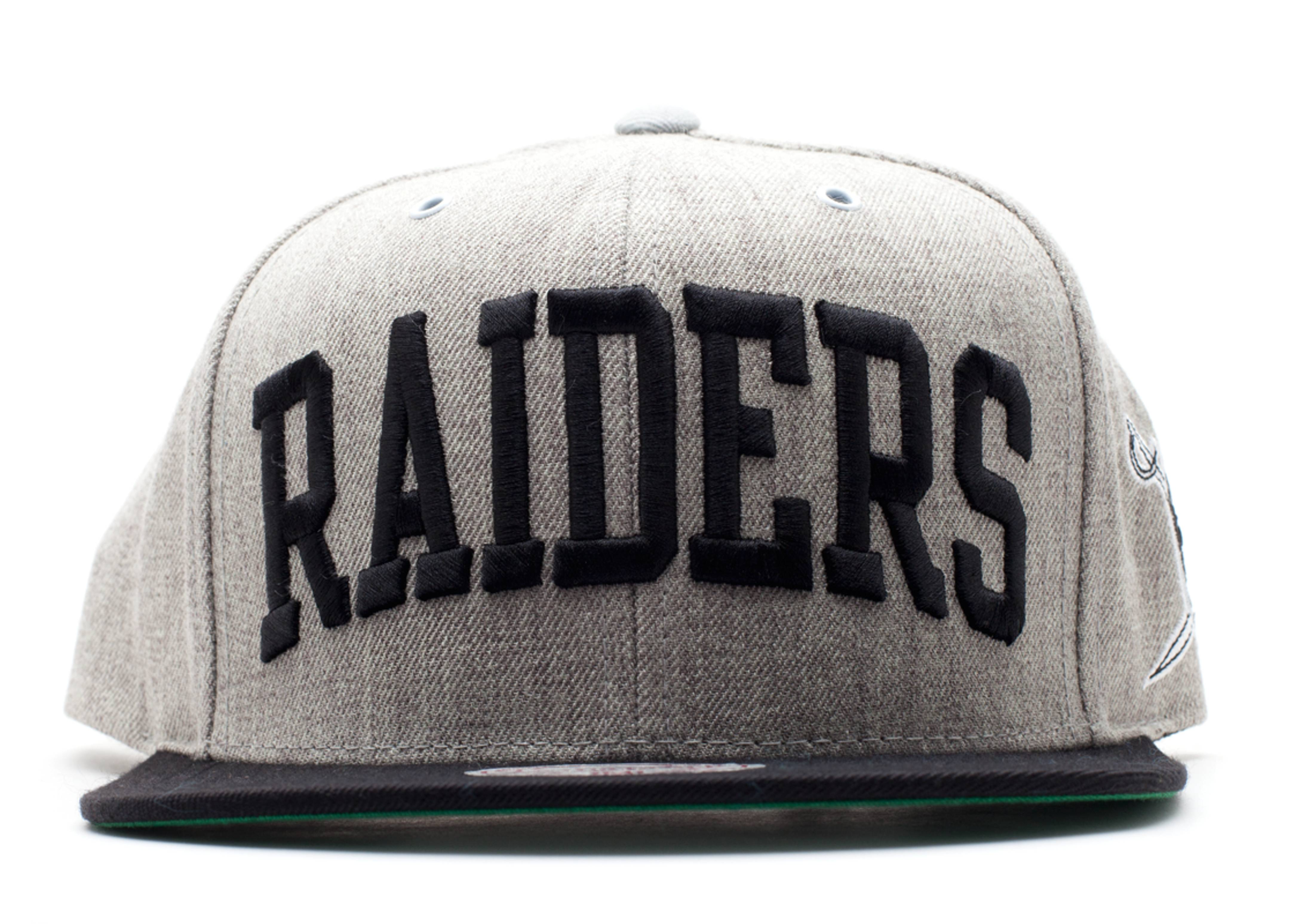 oakland raiders snap-back