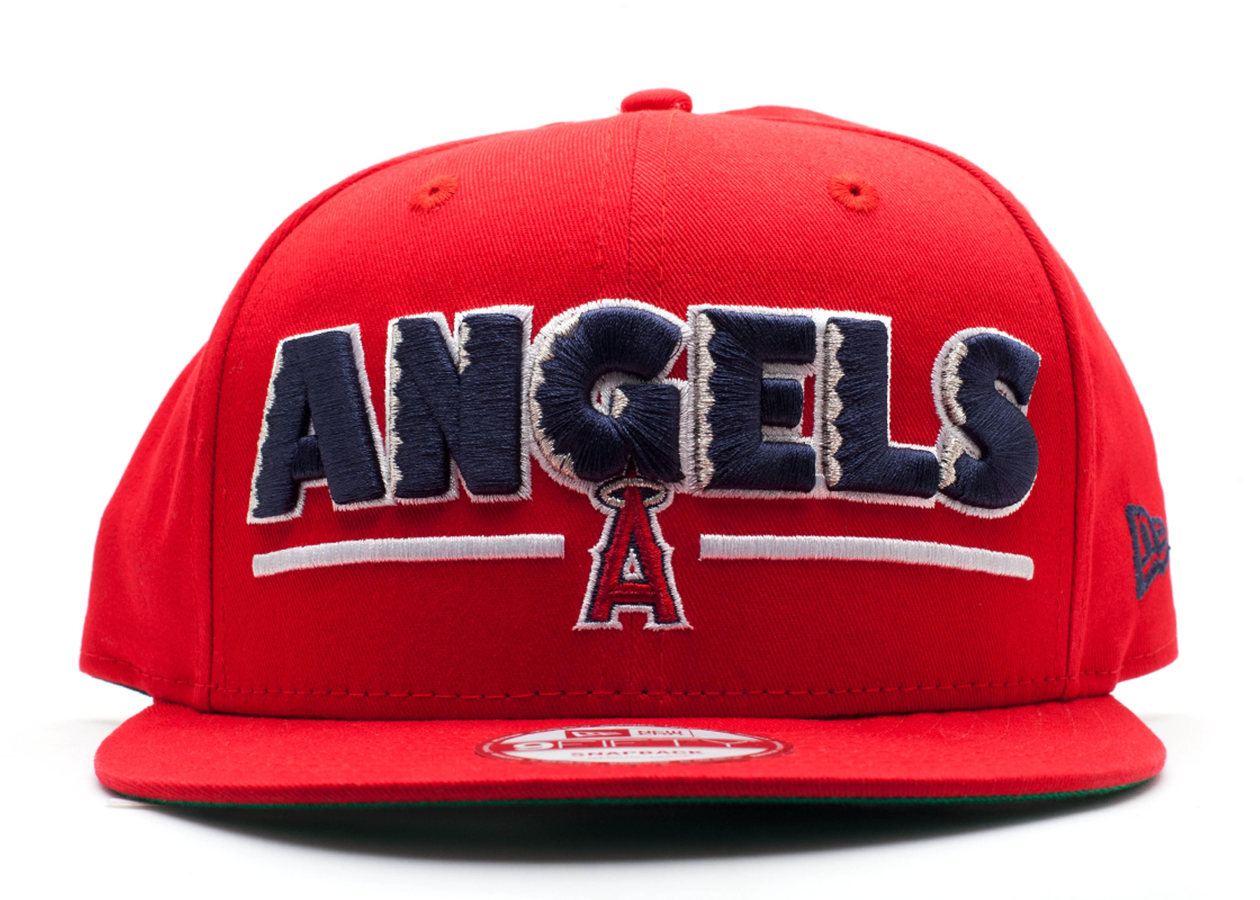los angeles angels snap-back