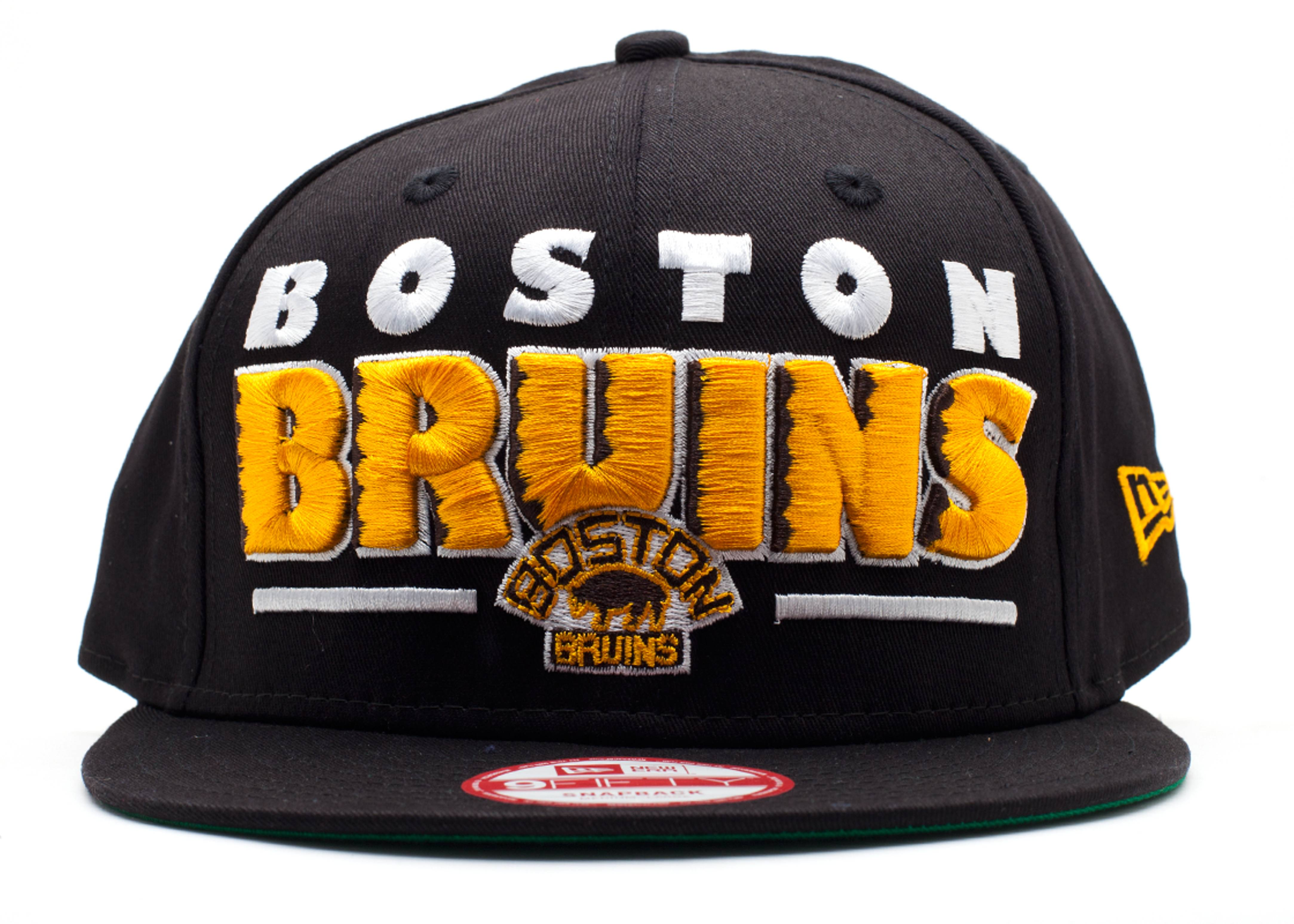 boston bruins snap-back