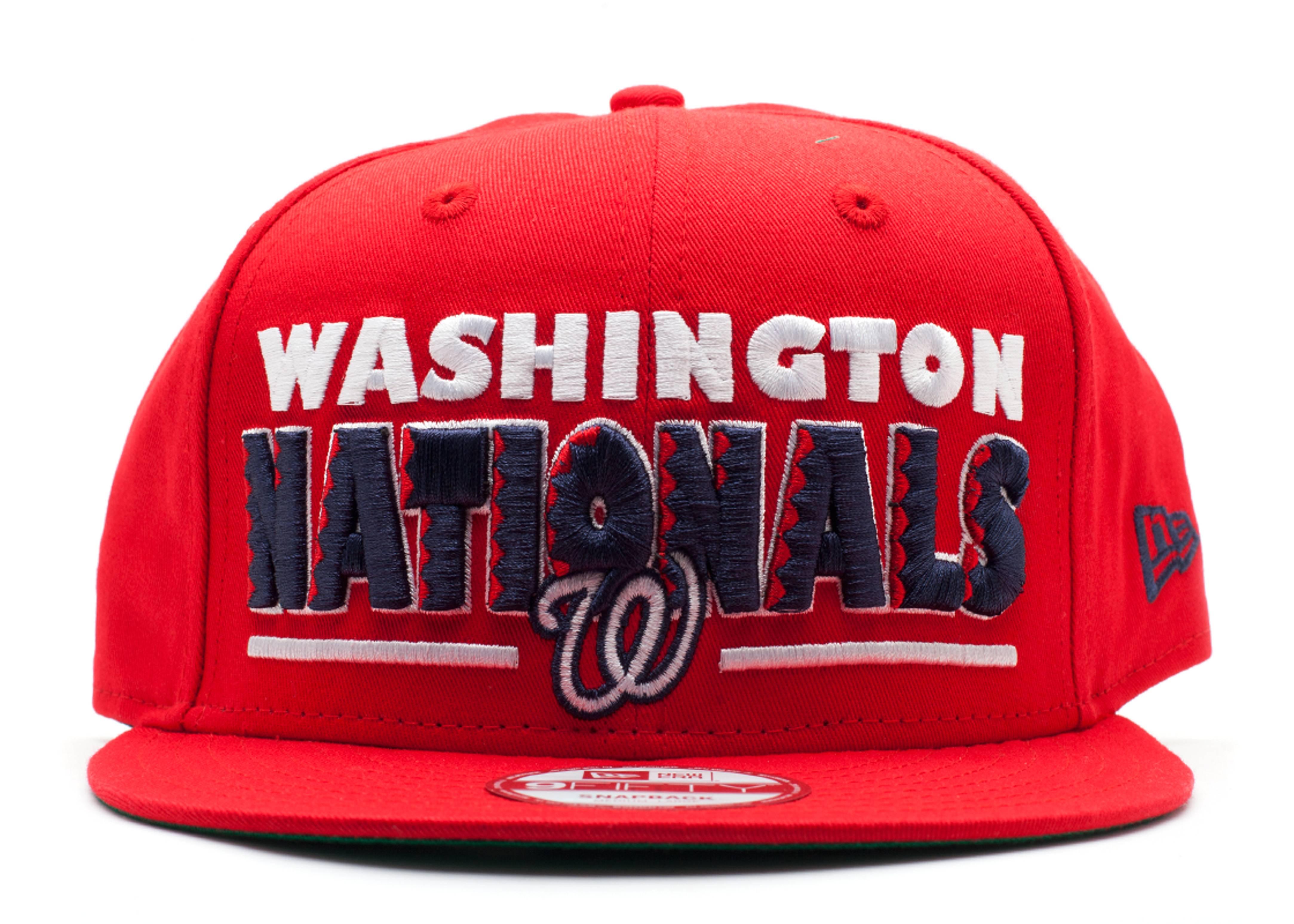 washington nationals snap-back