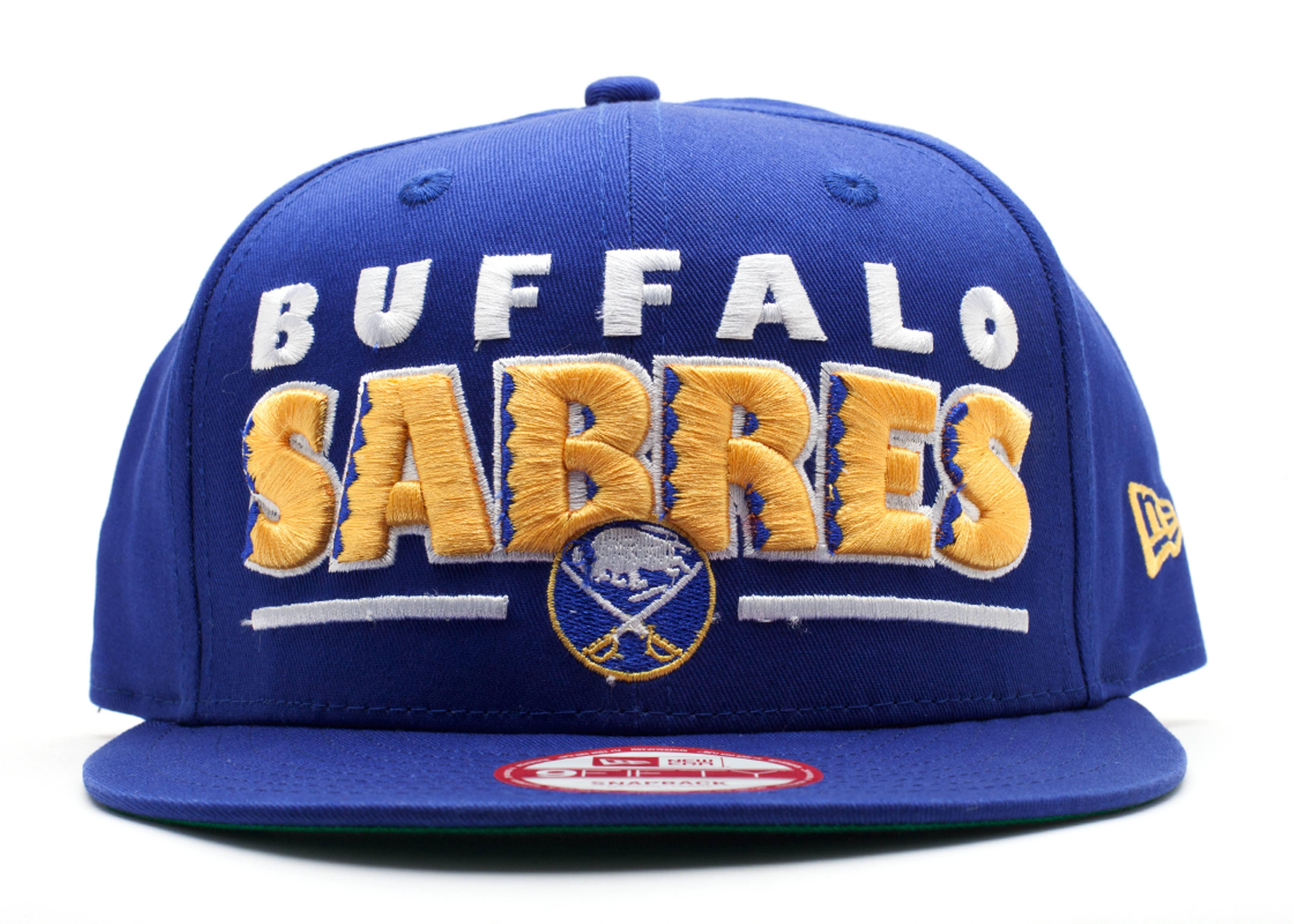 buffalo sabers snap-back
