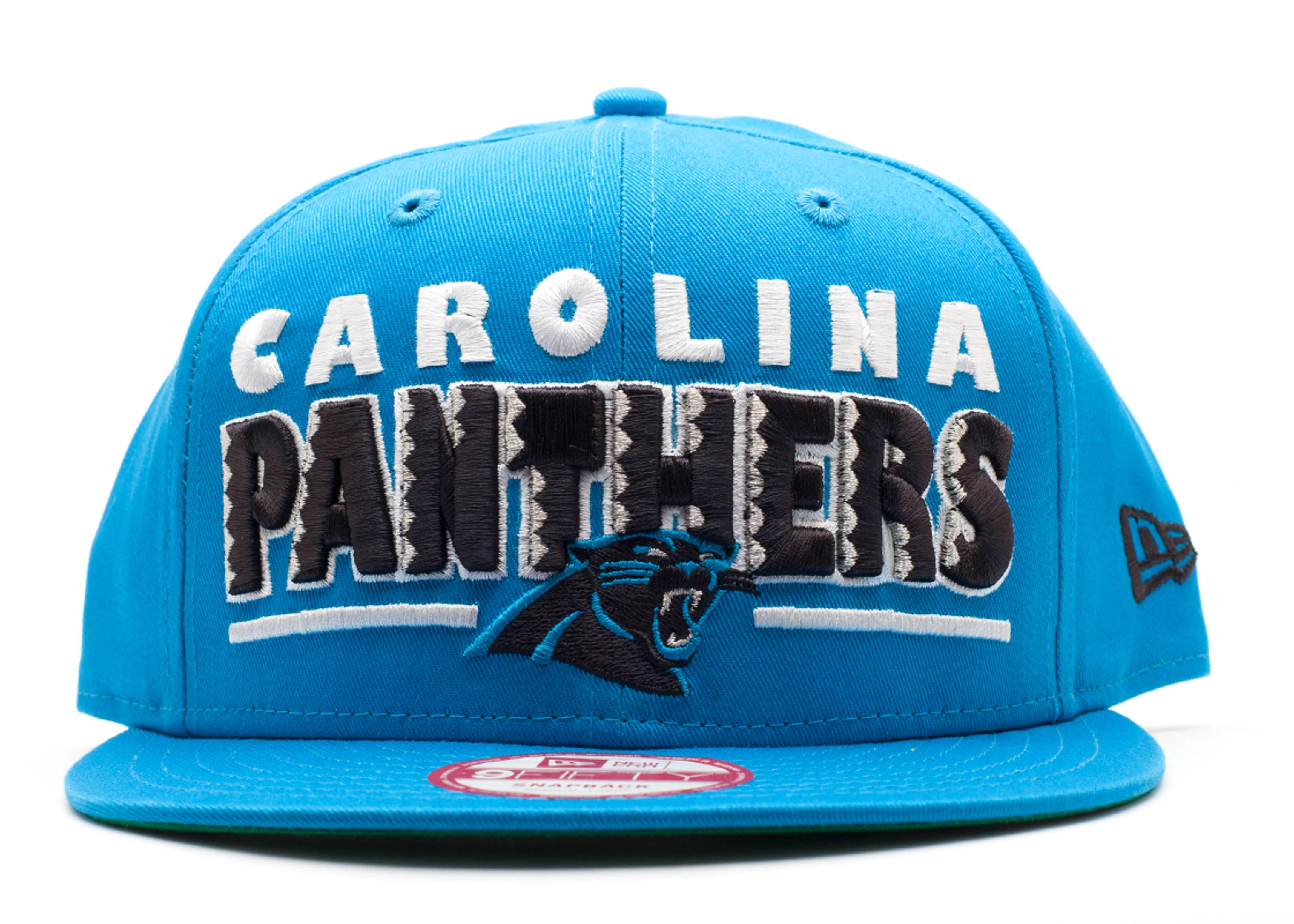 carolina panthers snap-back