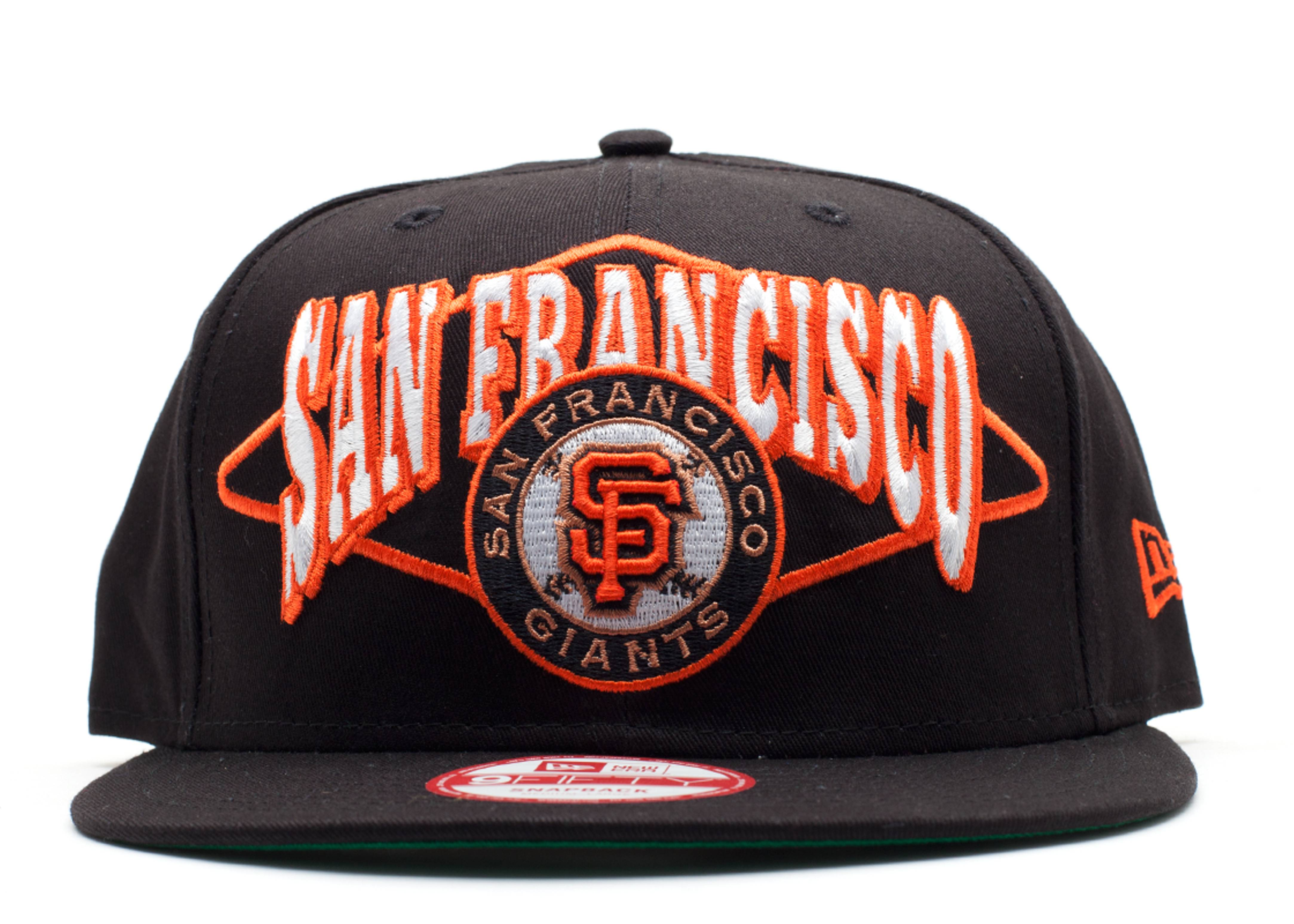 san francisco giants snap-back