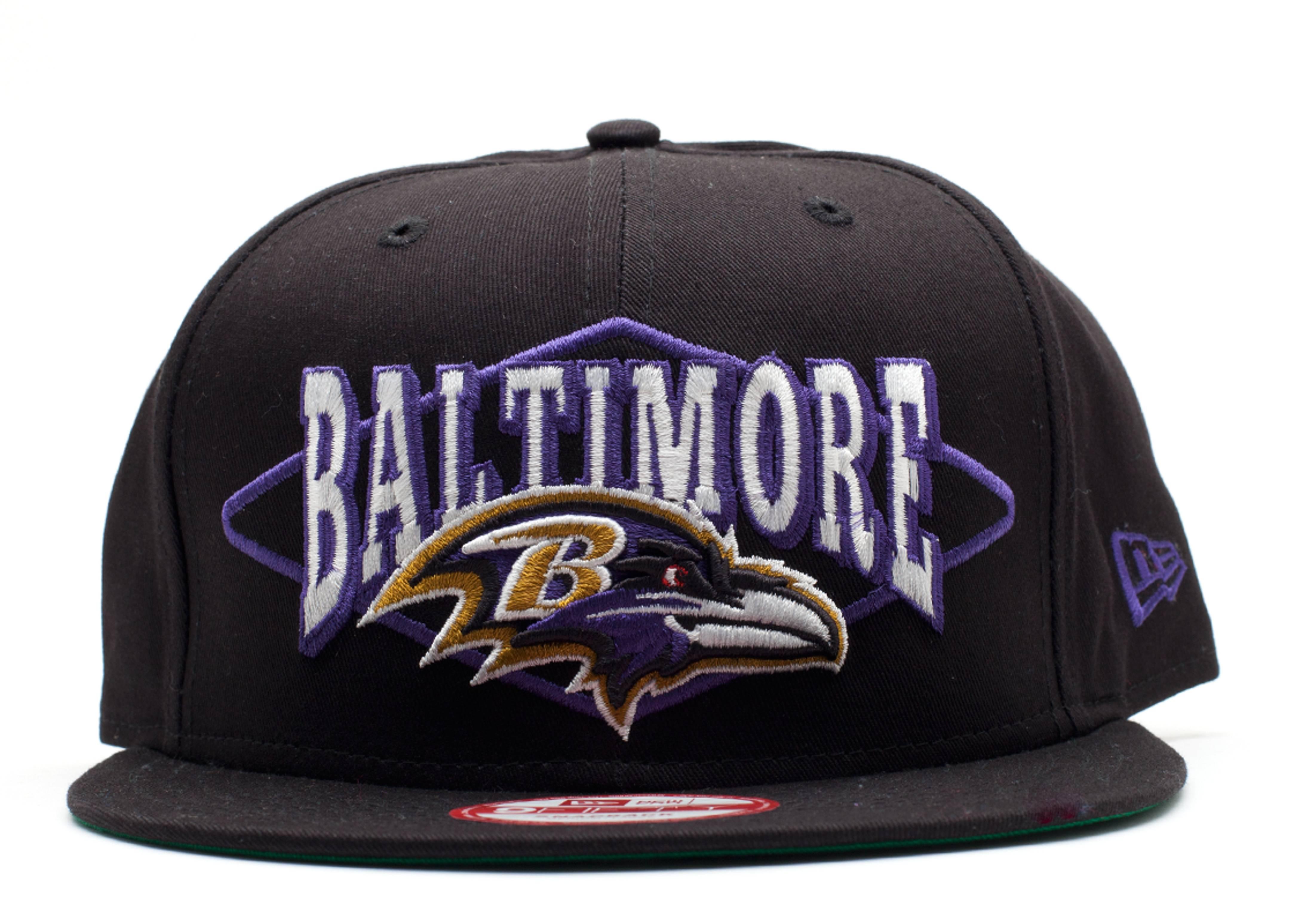 baltimore ravens snap-back