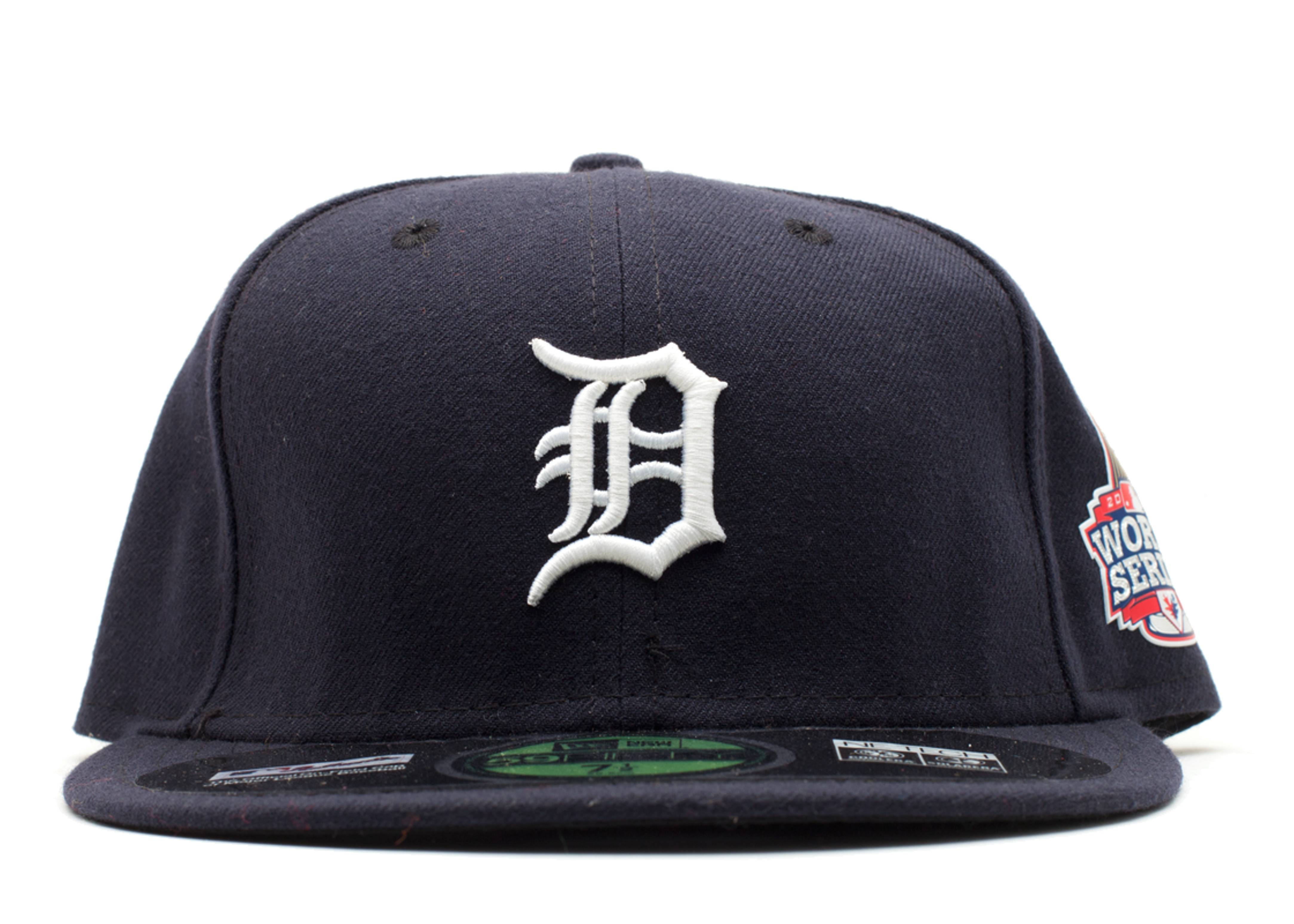 "detroit tigers fitted ""2012 world series"""
