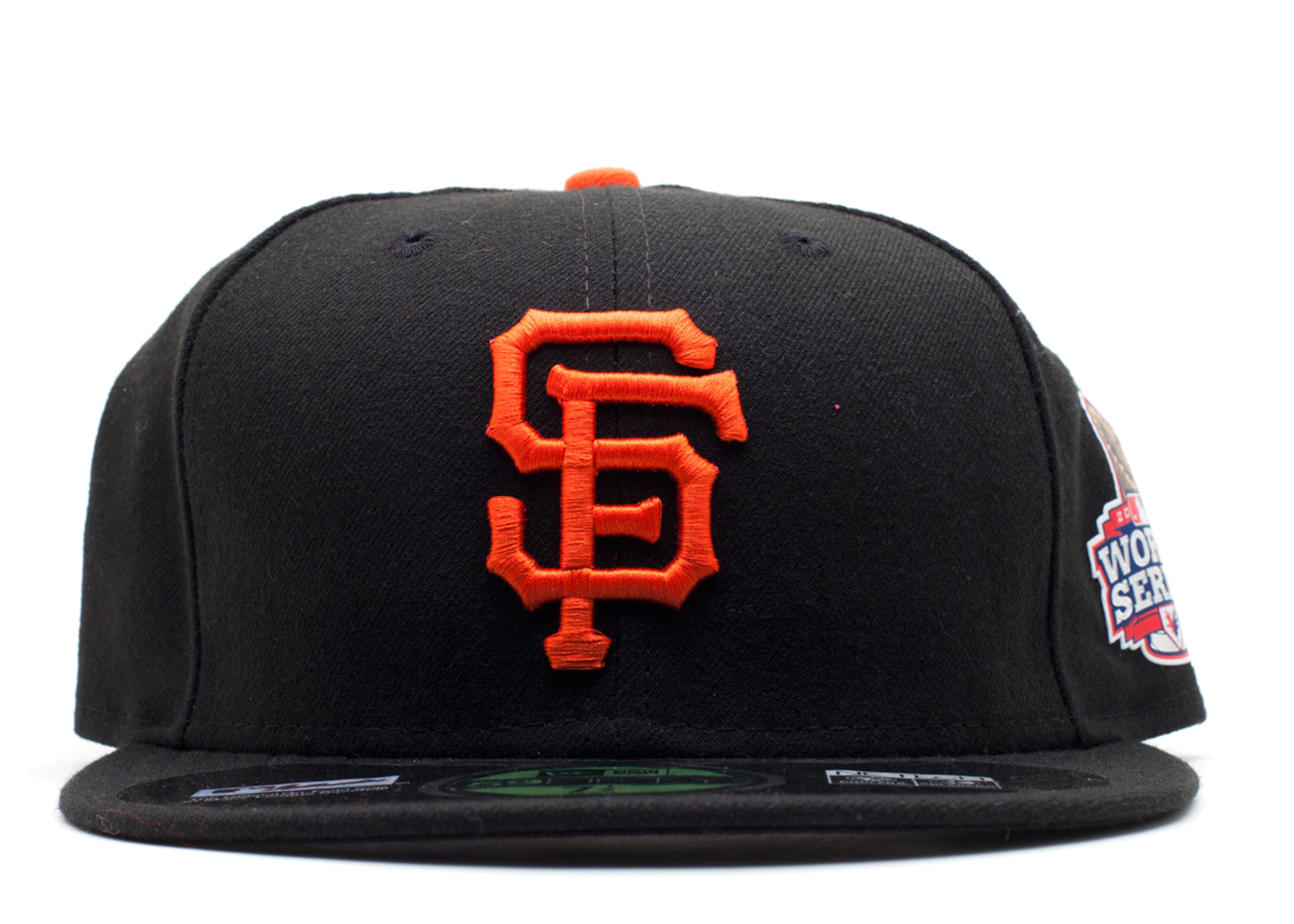 "san francisco giants fitted ""2012 world series"""