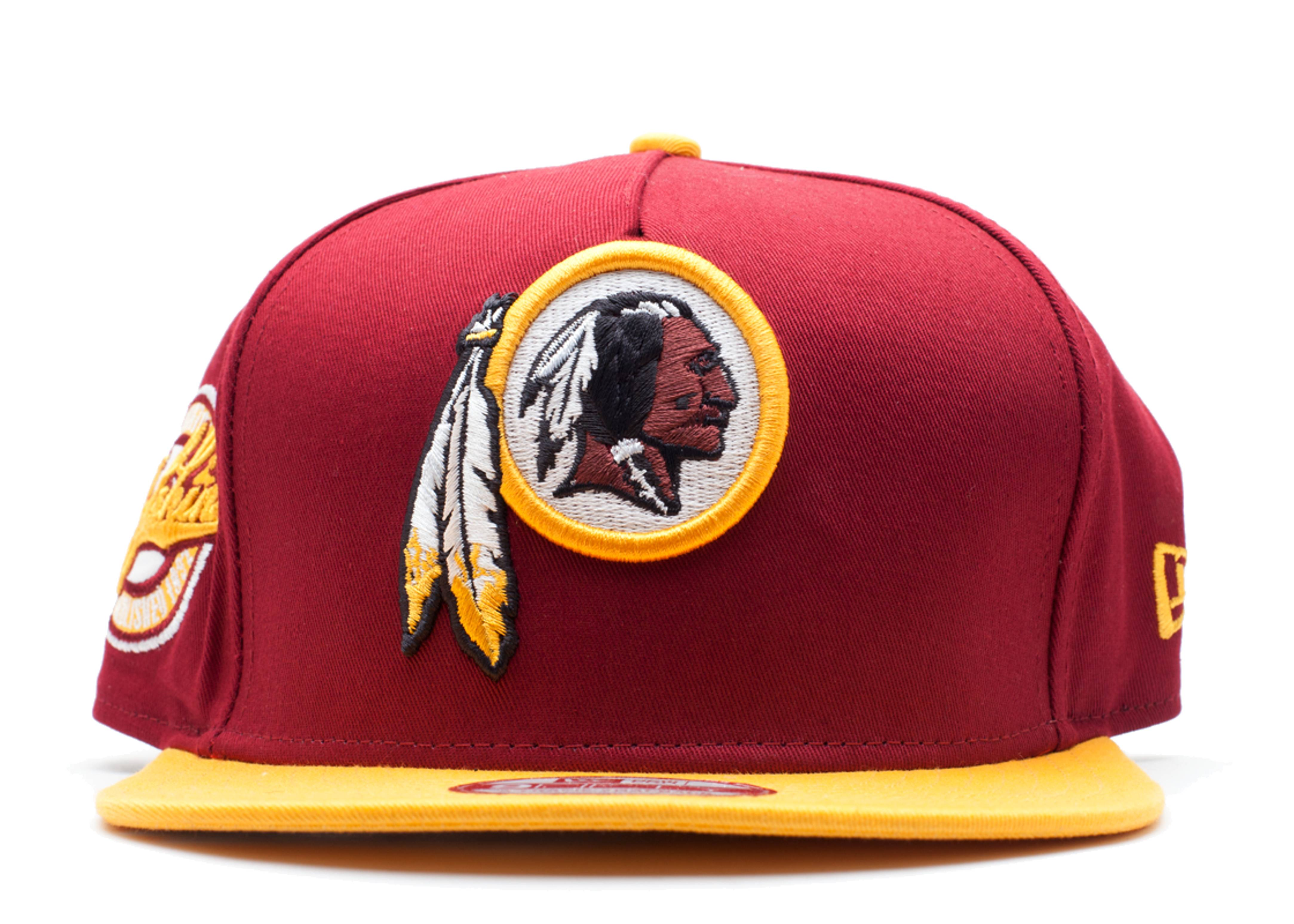 washington redskins snap-back