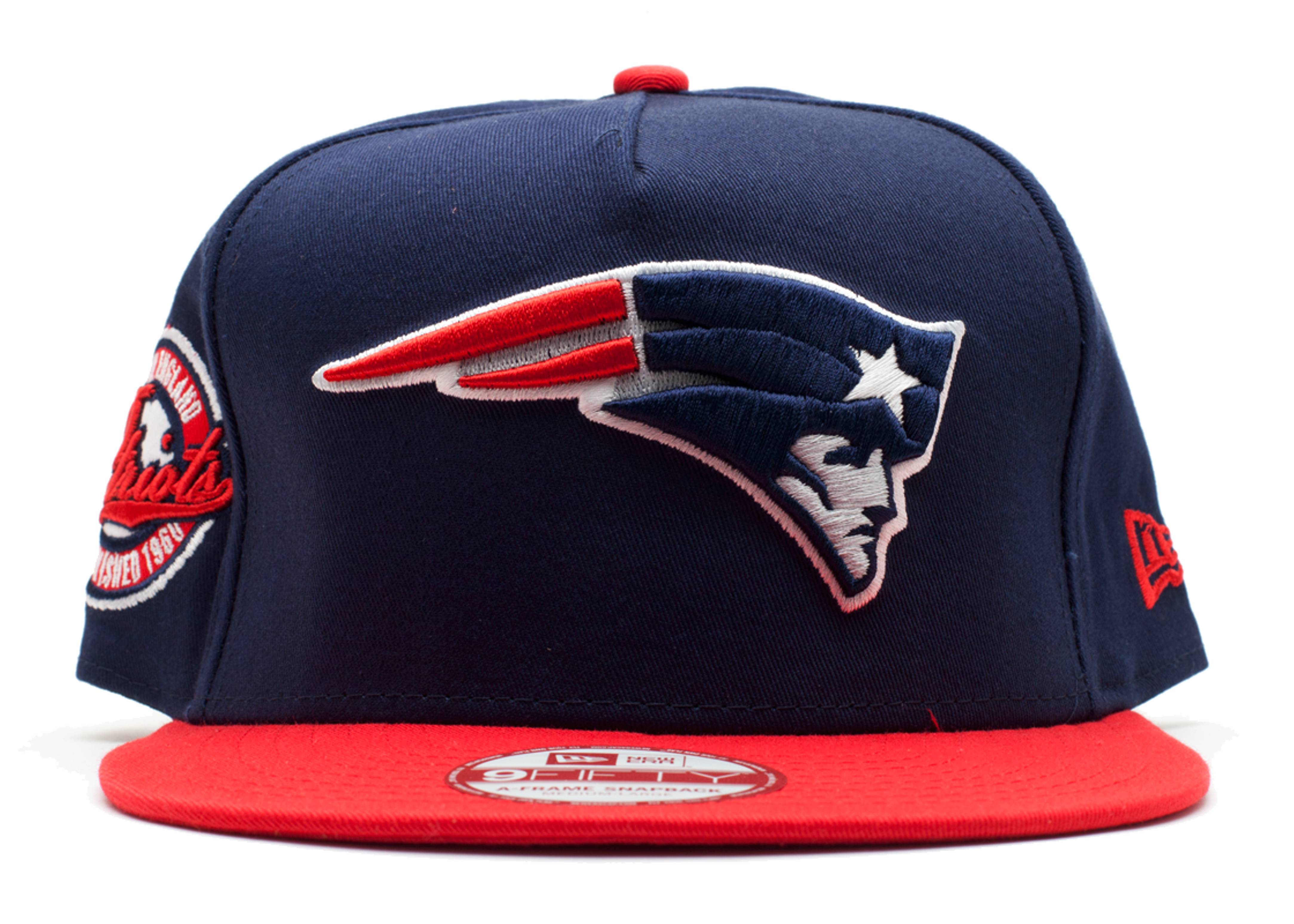 new england patriots snap-back