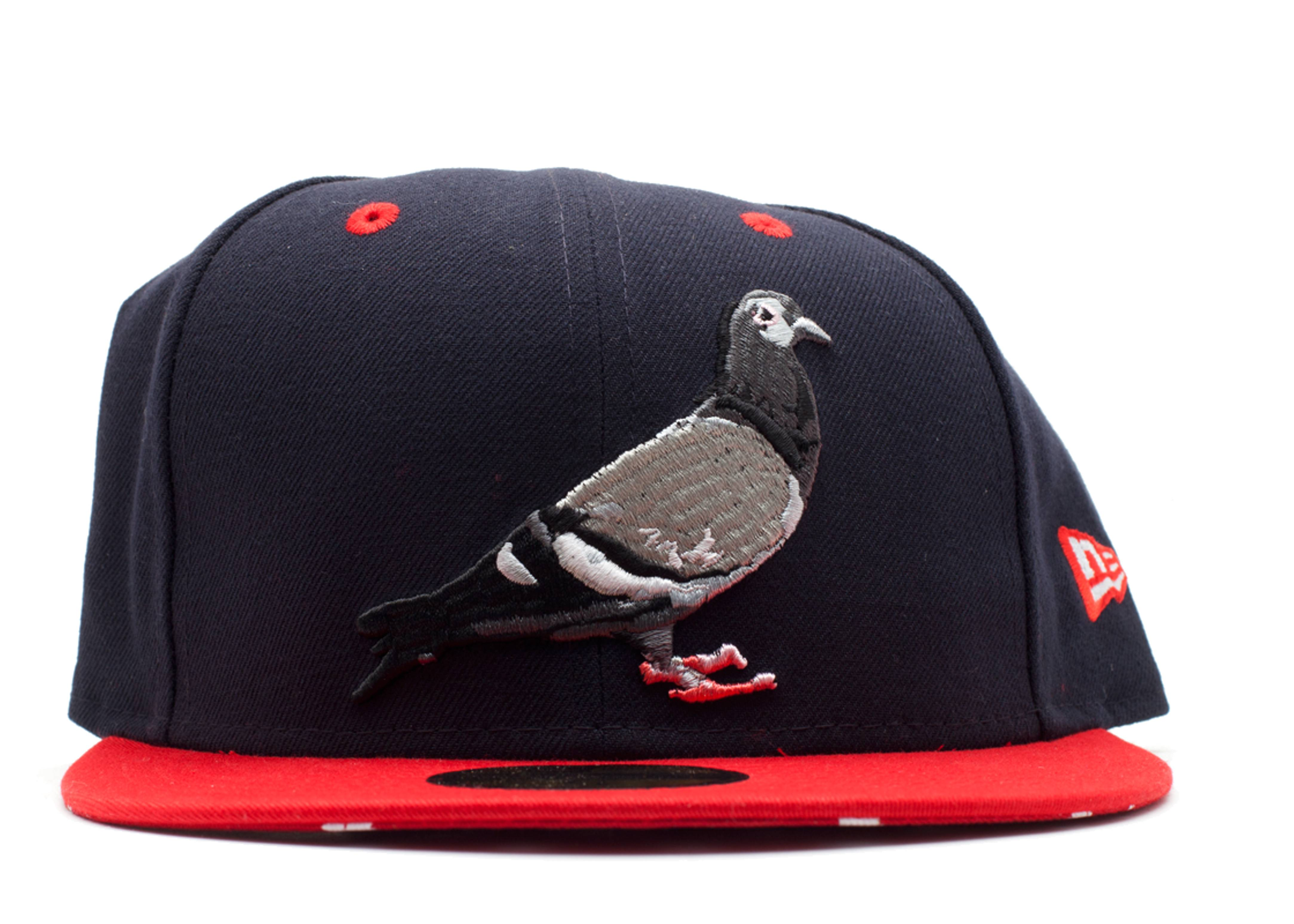 Staple Pigeon Fitted - New Era - navy1210x1580 - navy red  27b76d68d69