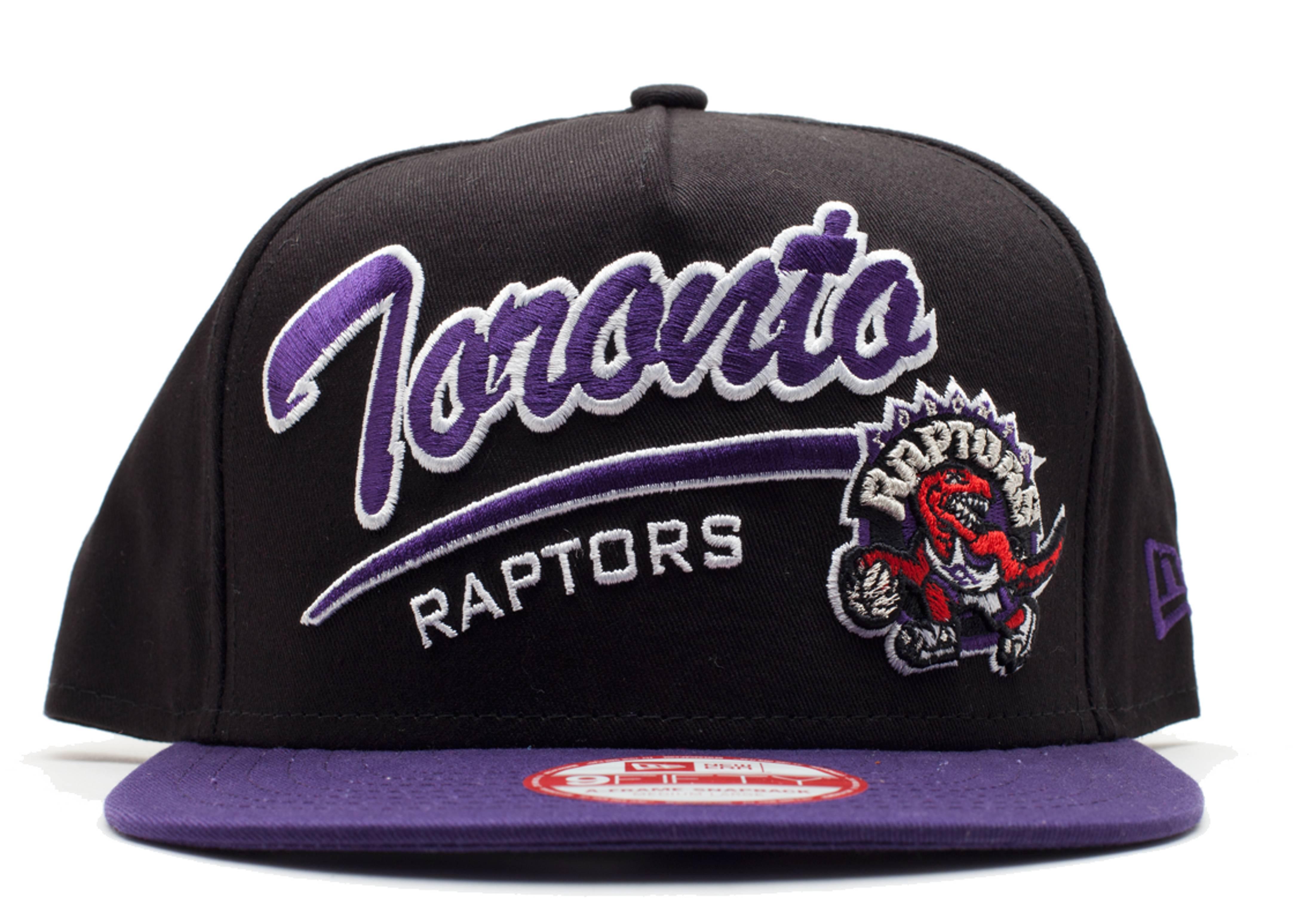 toronto raptors snap-back