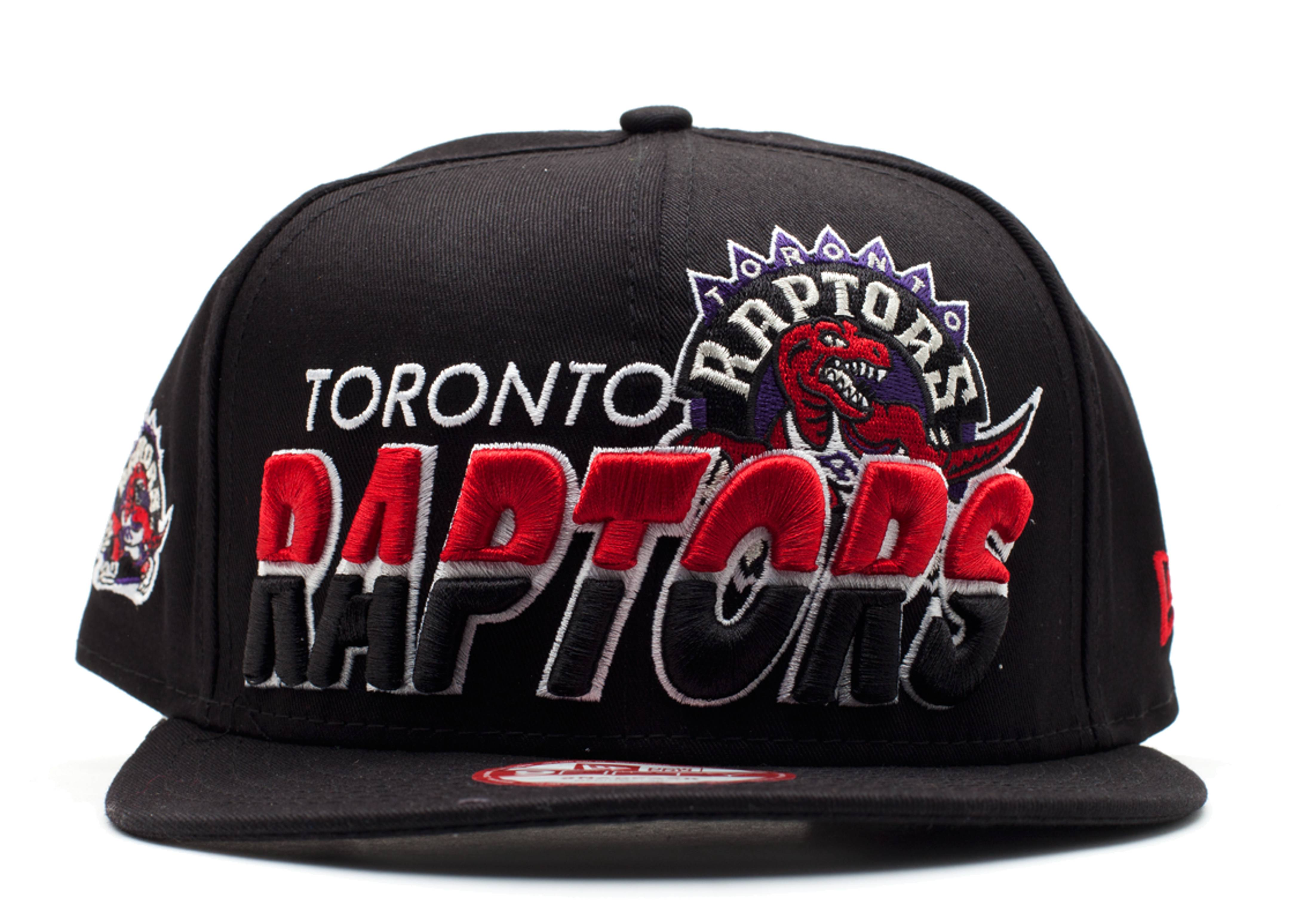 toronto raptors snap-back