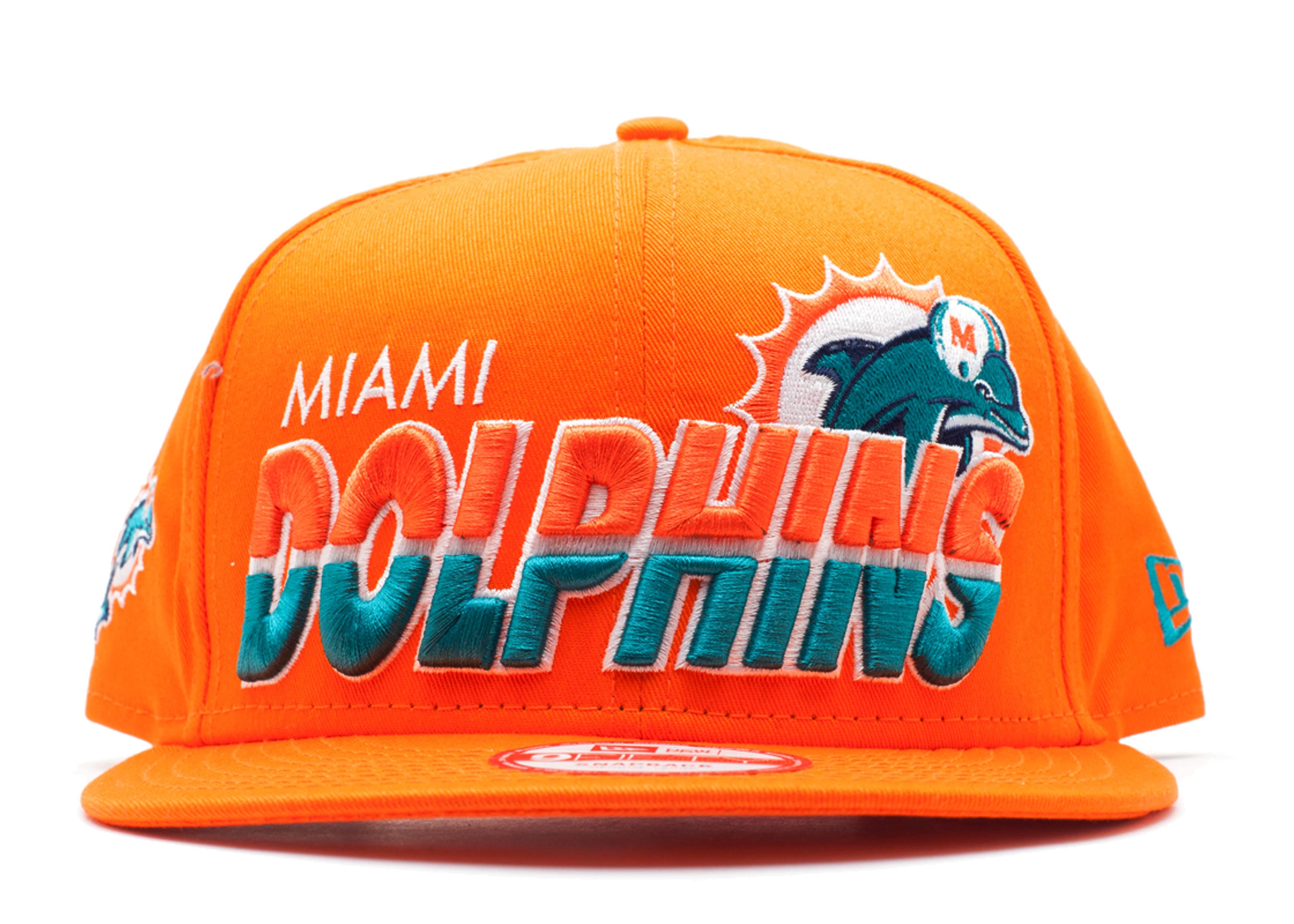 maimi dolphins snap-back