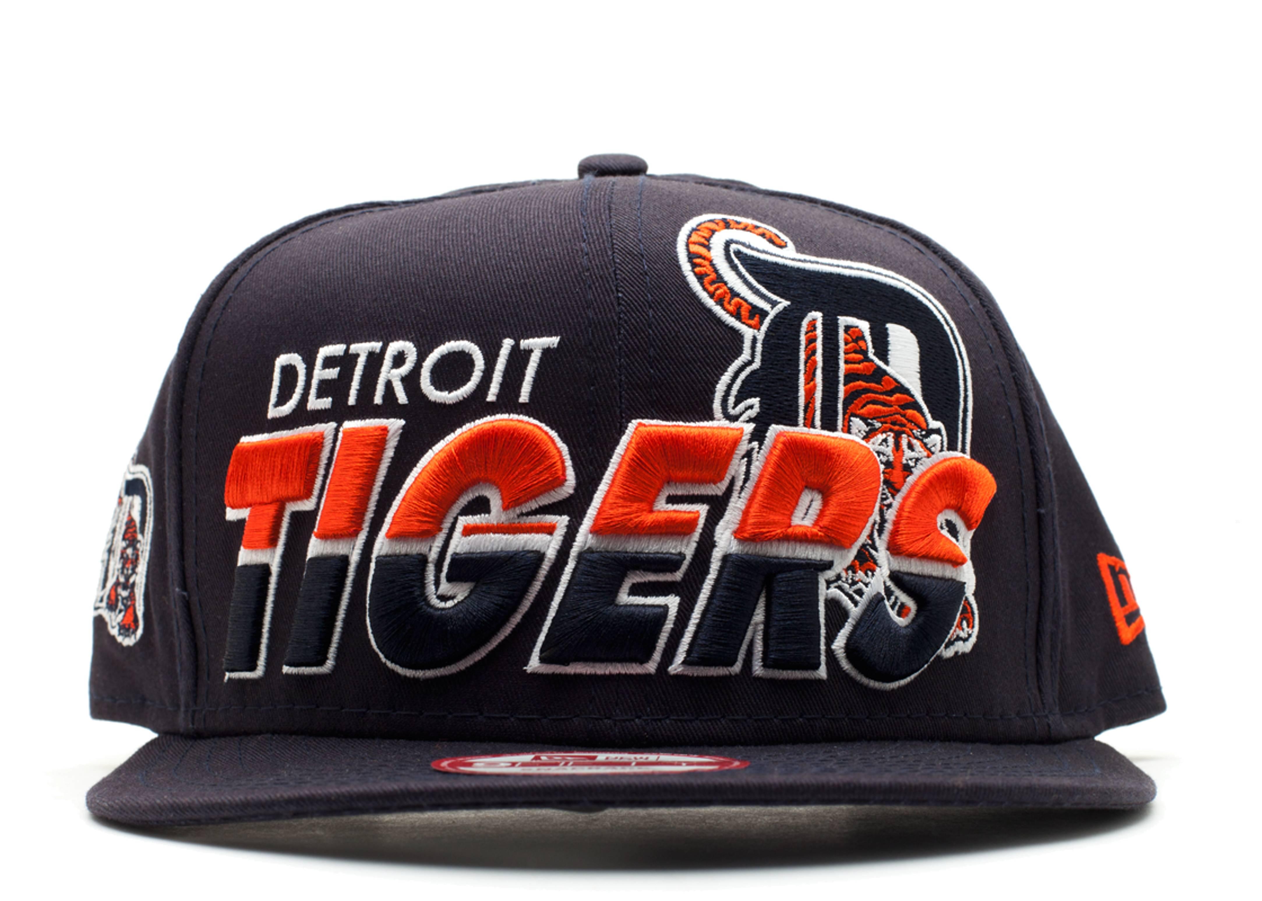 detroit tigers snap-back