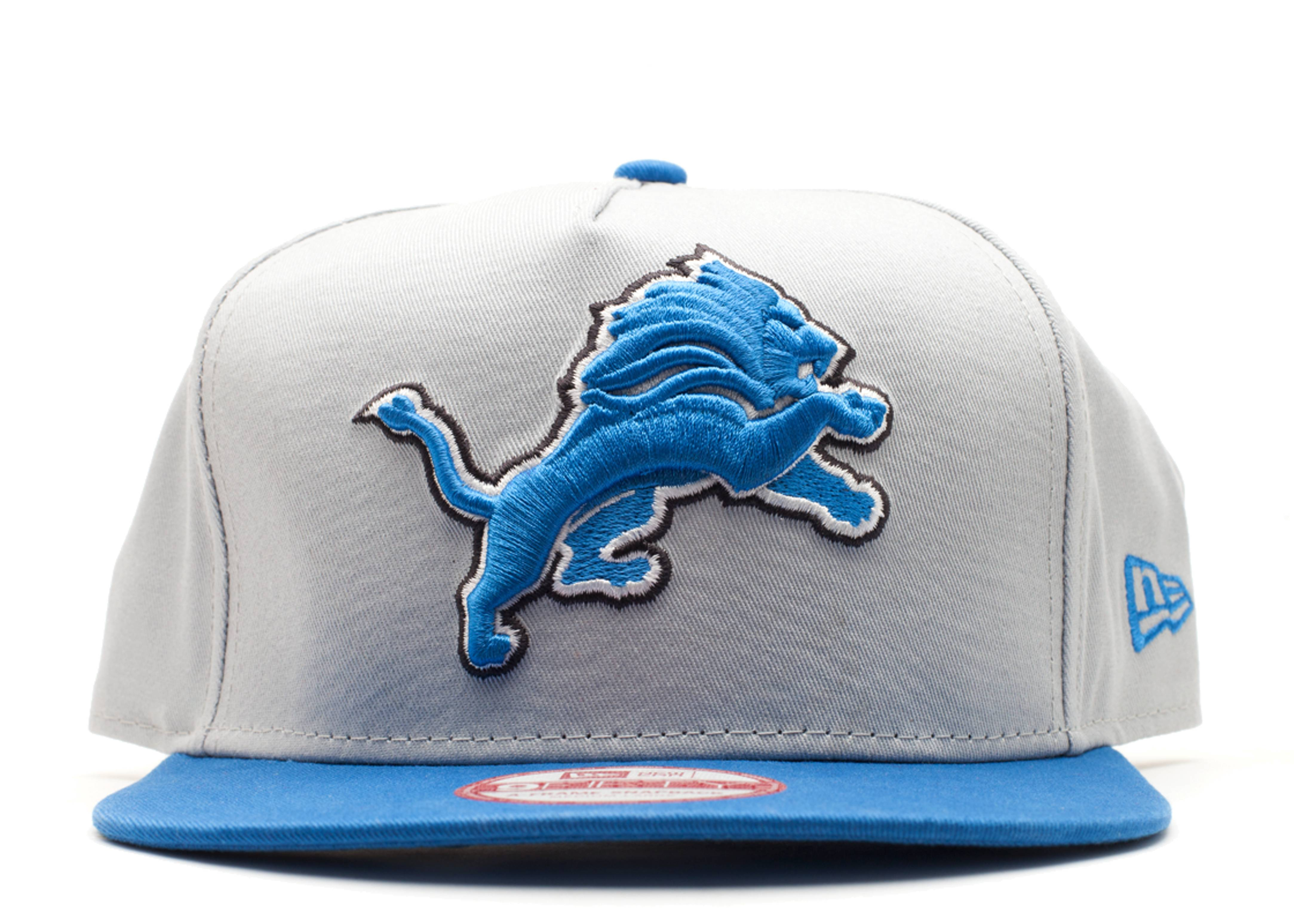 detroit lions snap-back