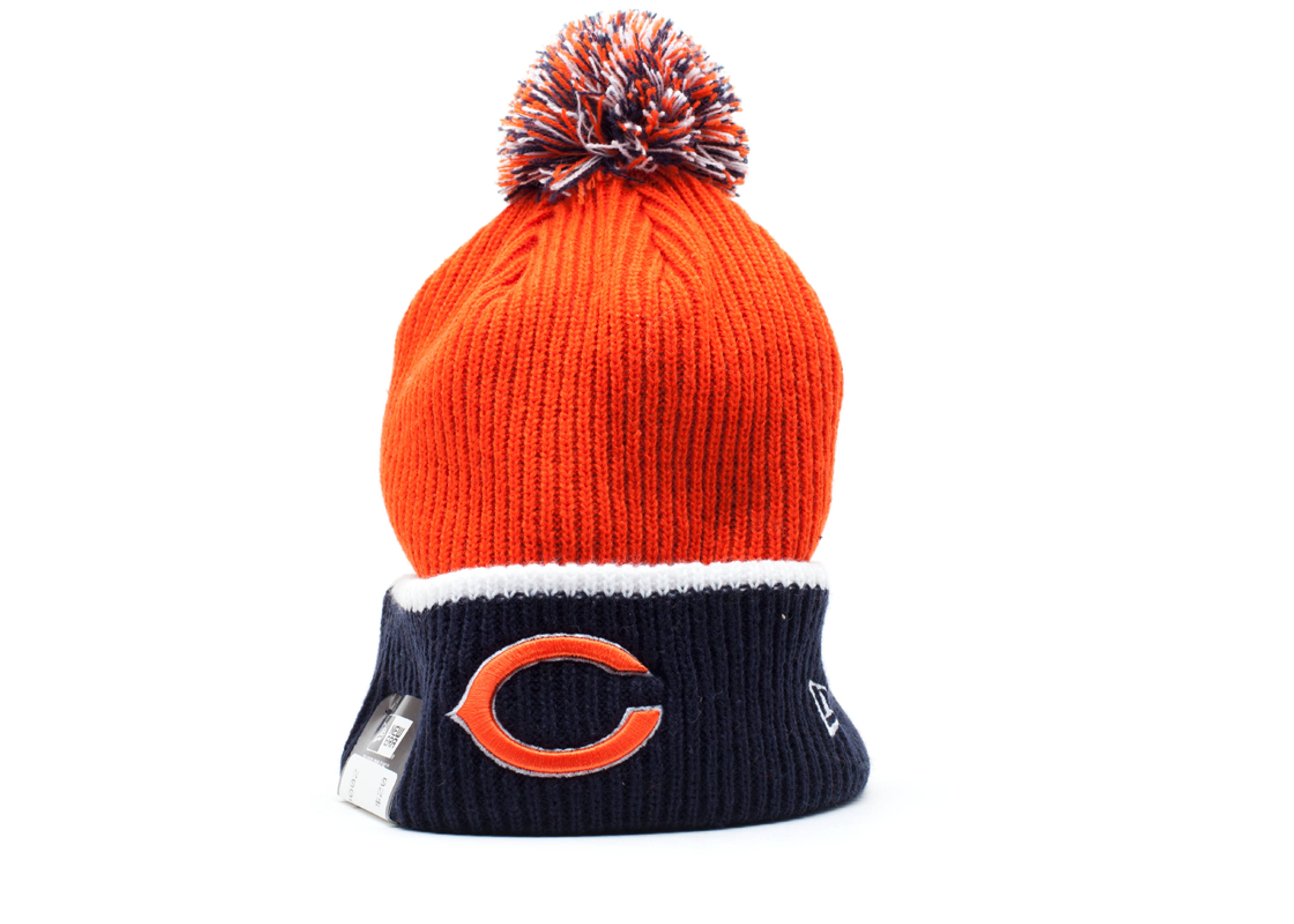 chicago bears beanie