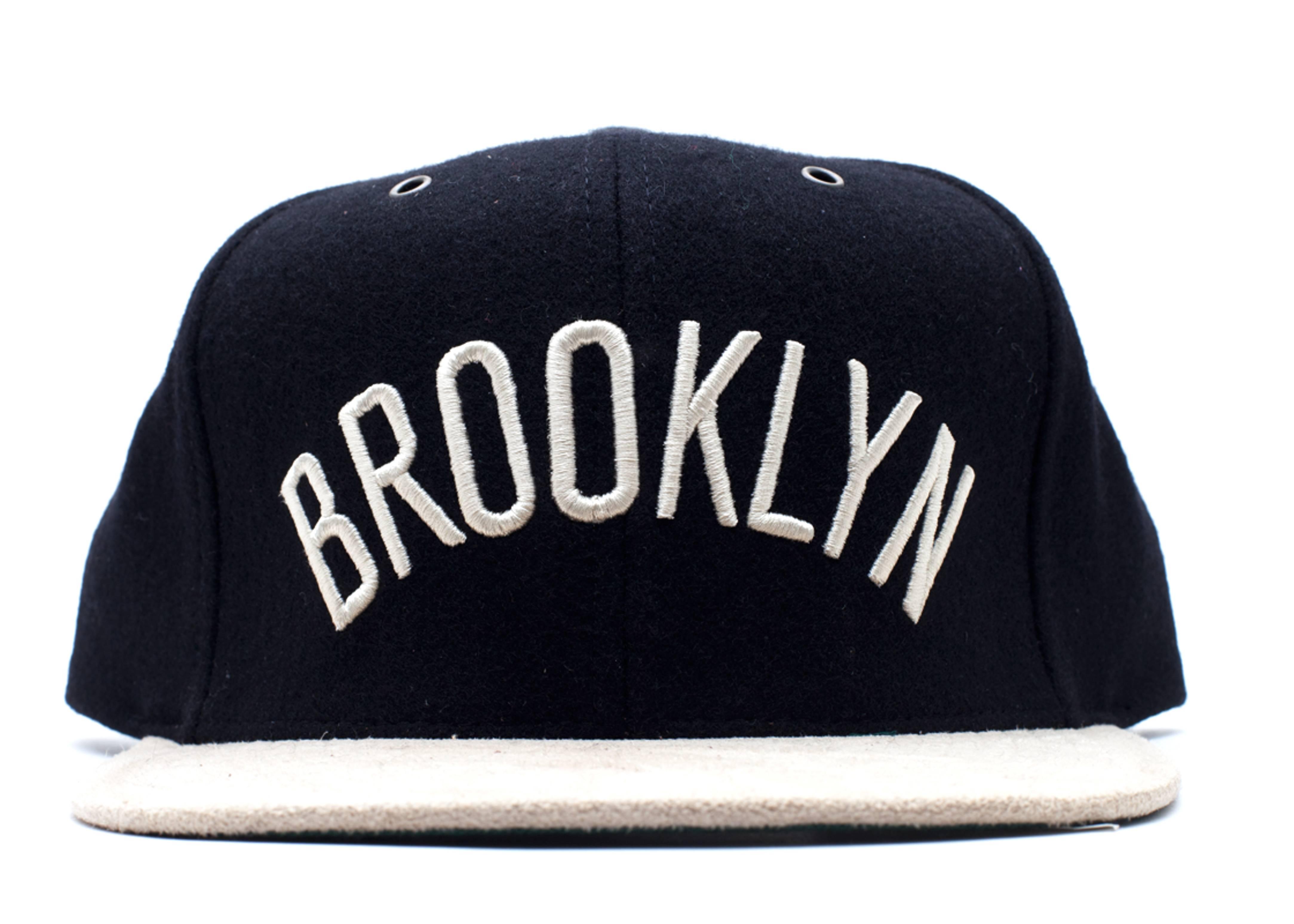 "brooklyn nets snap-back ""strap-back"""