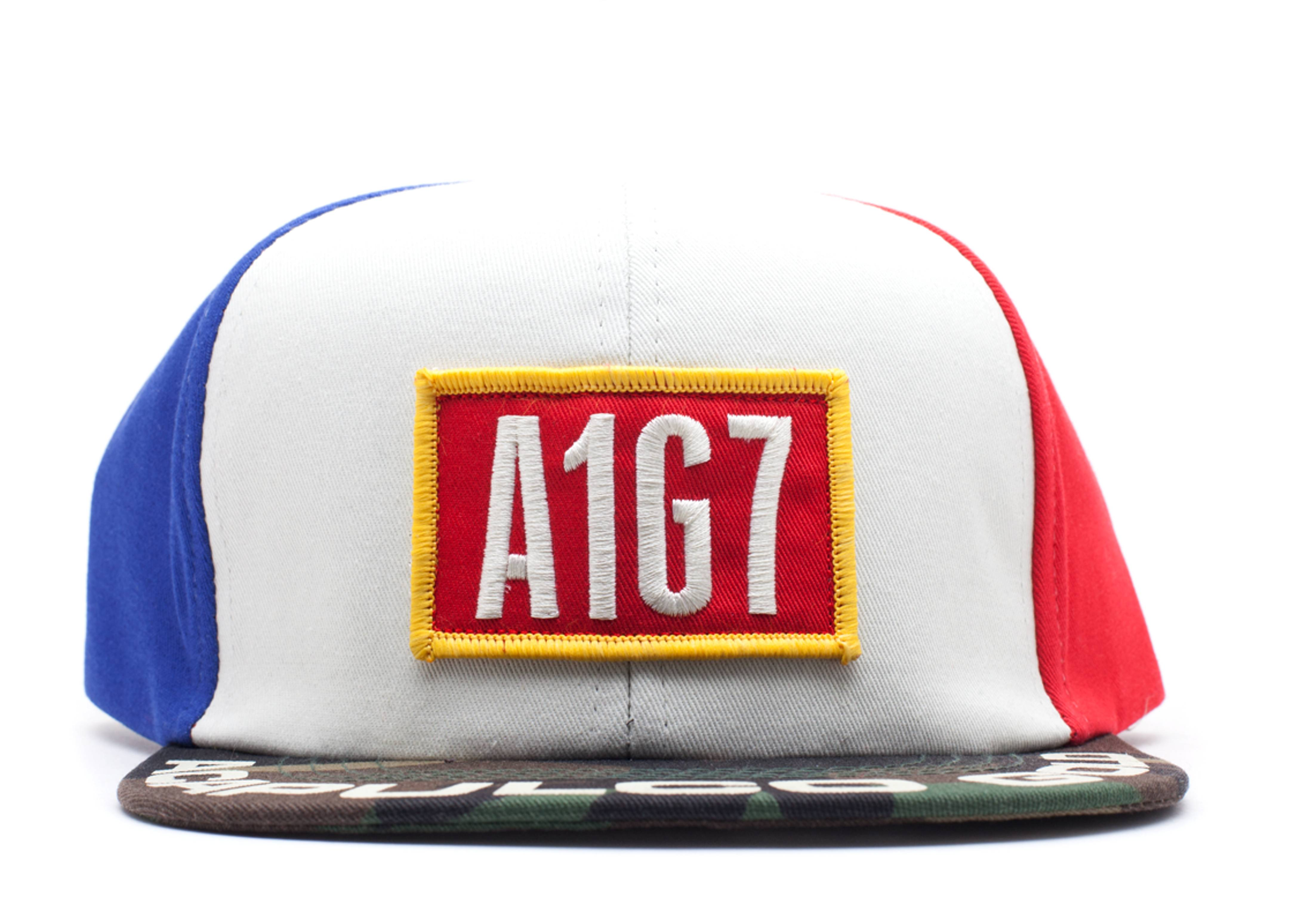 "a1g7 sport snap-back ""buckle strap"""