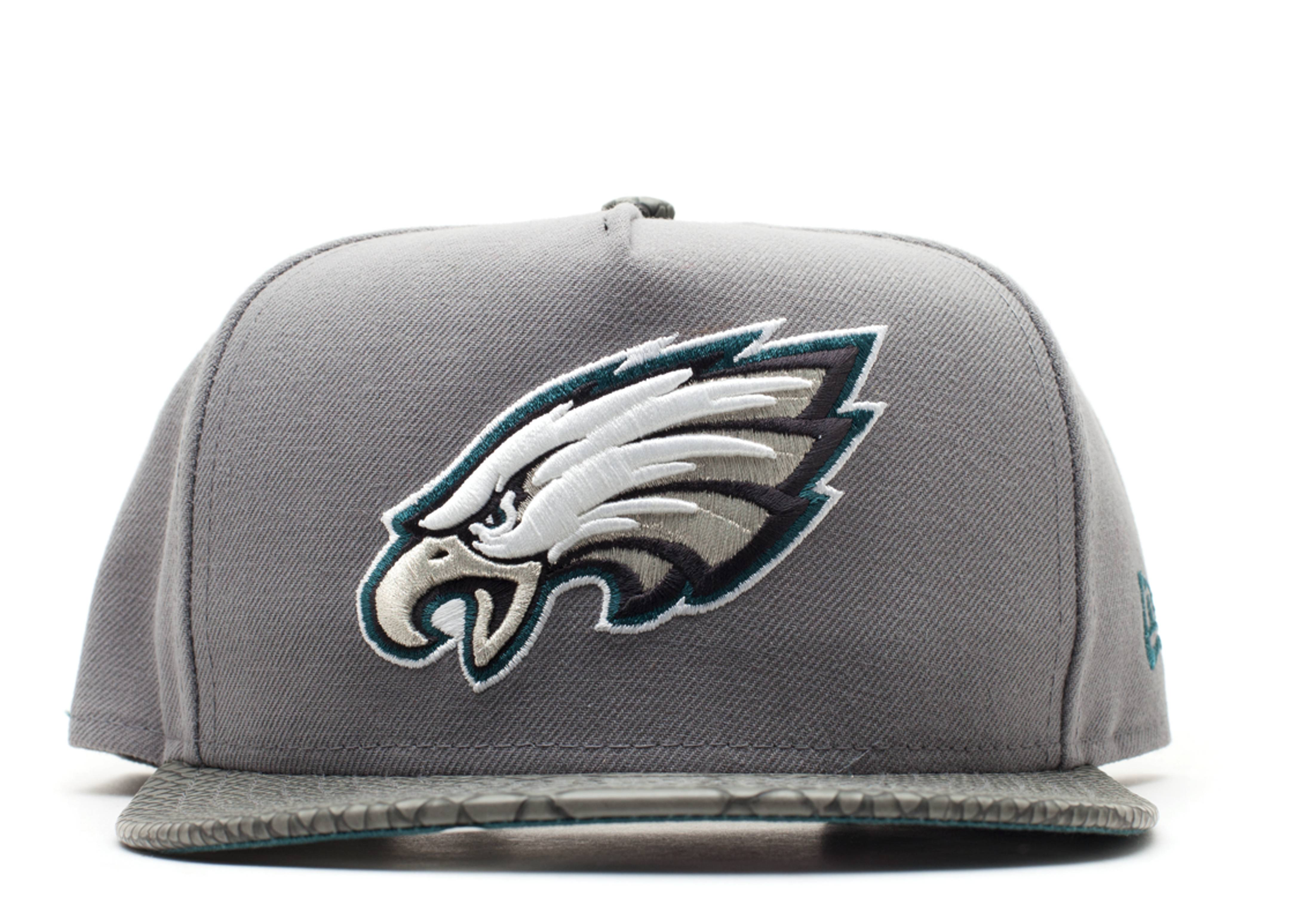 "philadelphia eagles strap-back ""snake"""