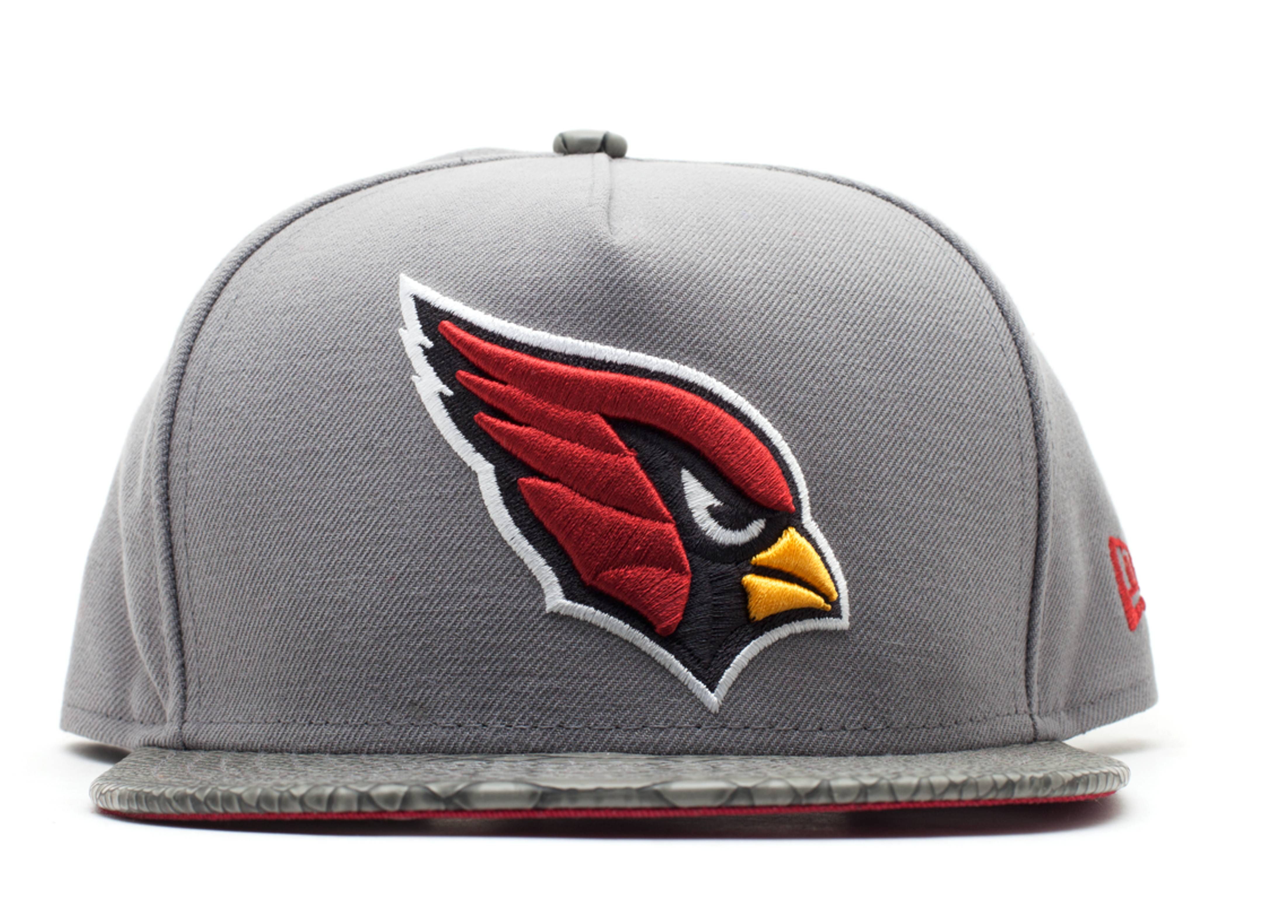 "arizona cardinals strap-back ""snake"""