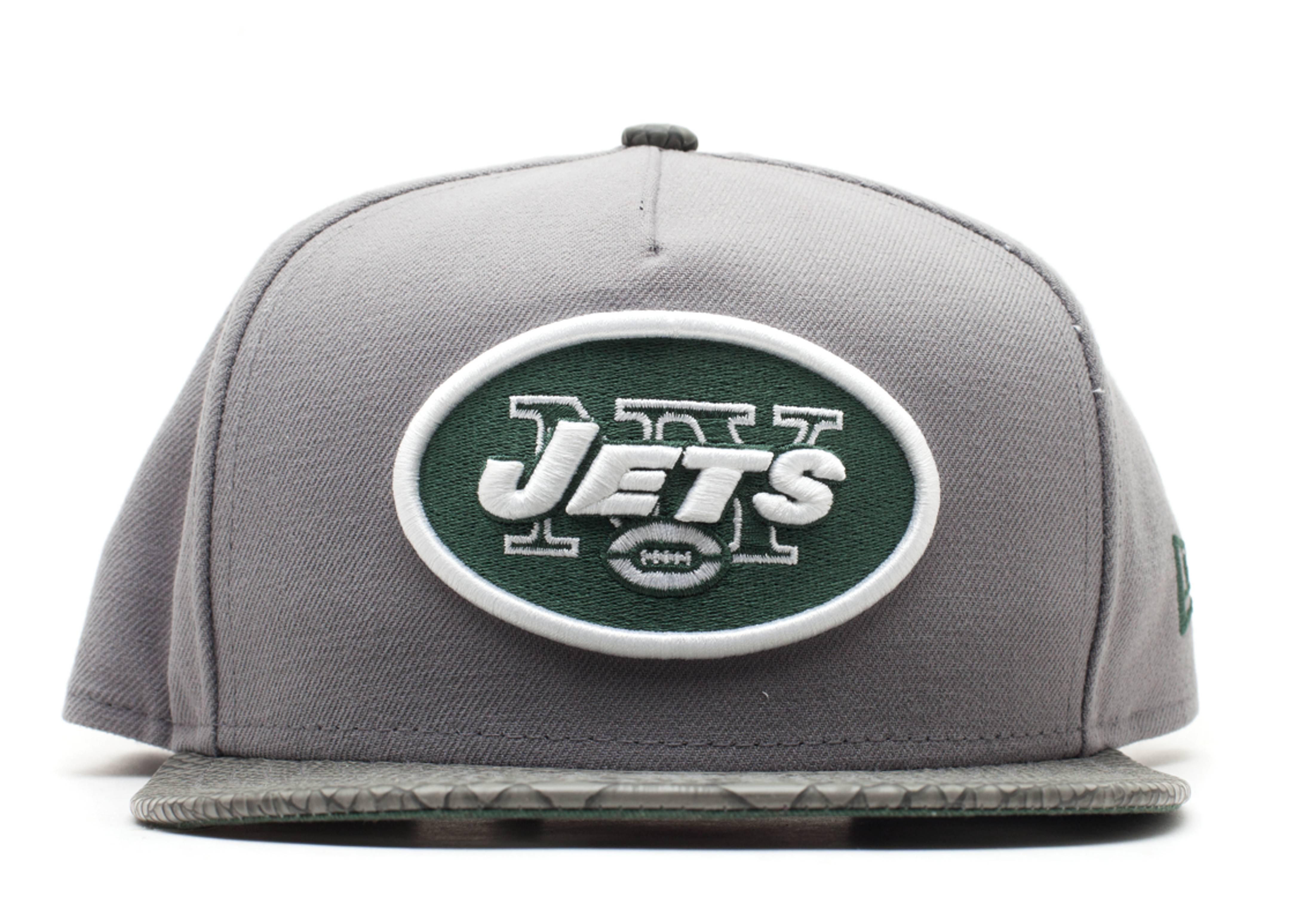 """new york jets strap -back """"snake"""""""