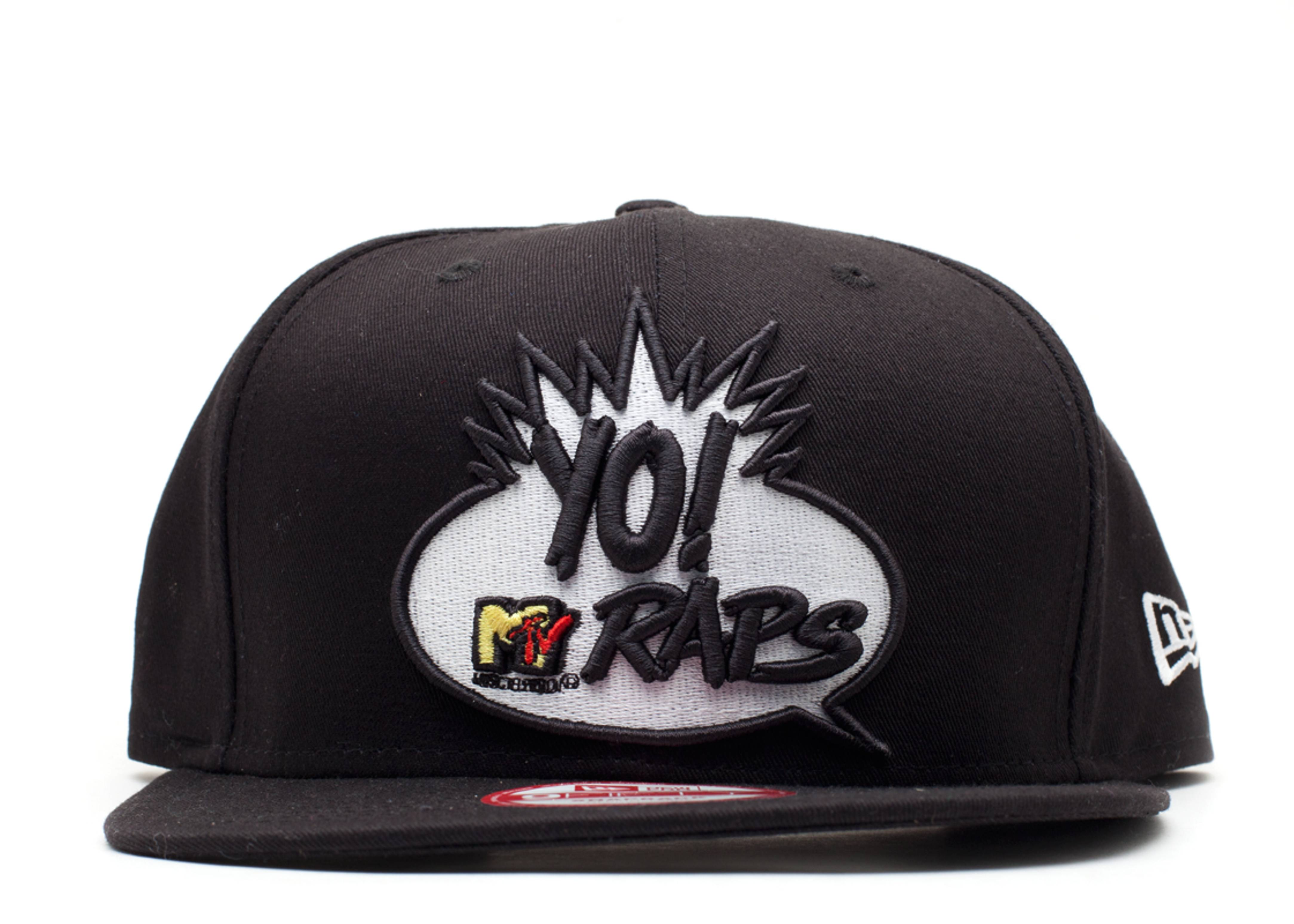 yo mtv raps snap-back