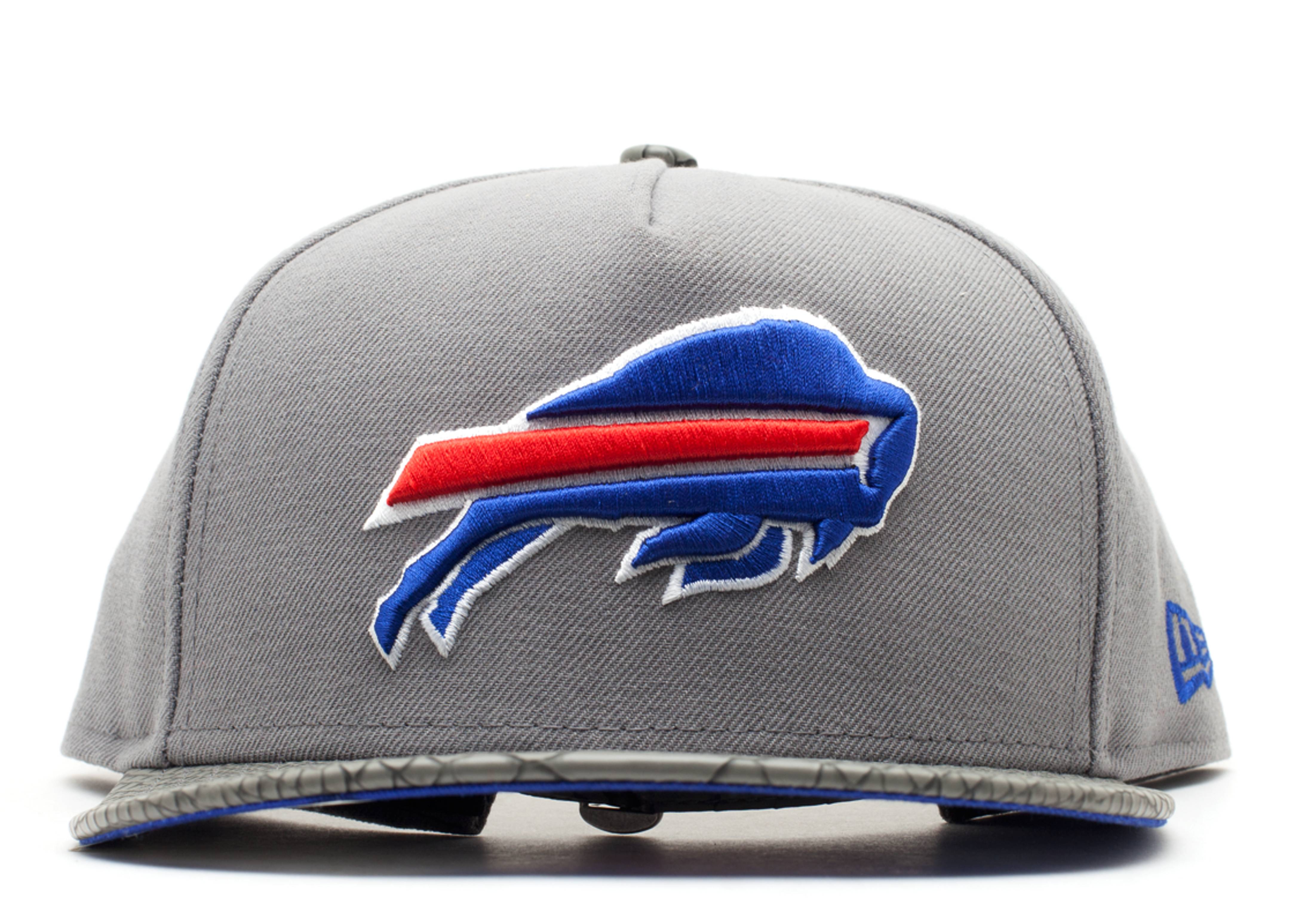 "buffalo bills strap-back ""snake"""