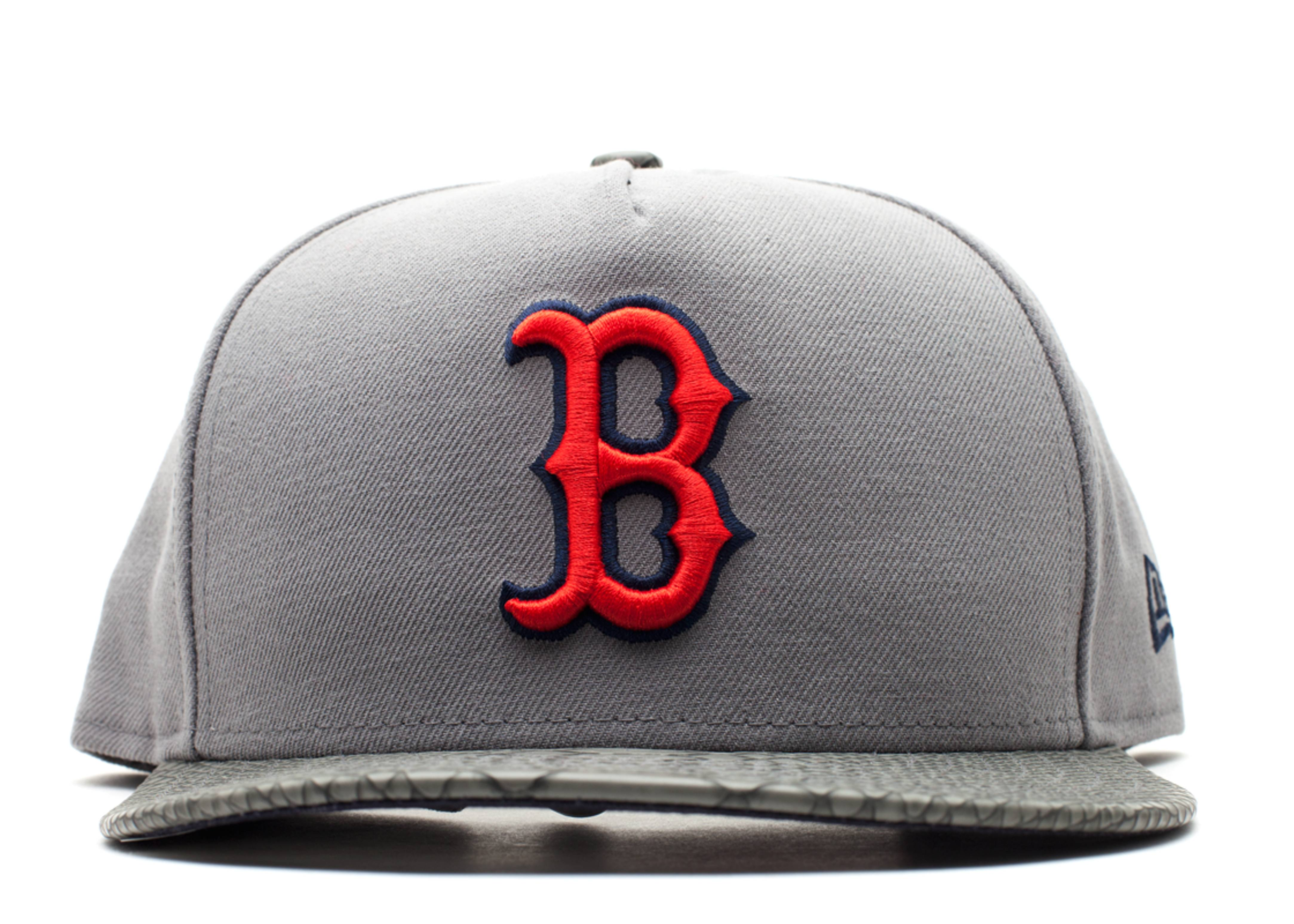 "boston red sox strap-back ""snake"""