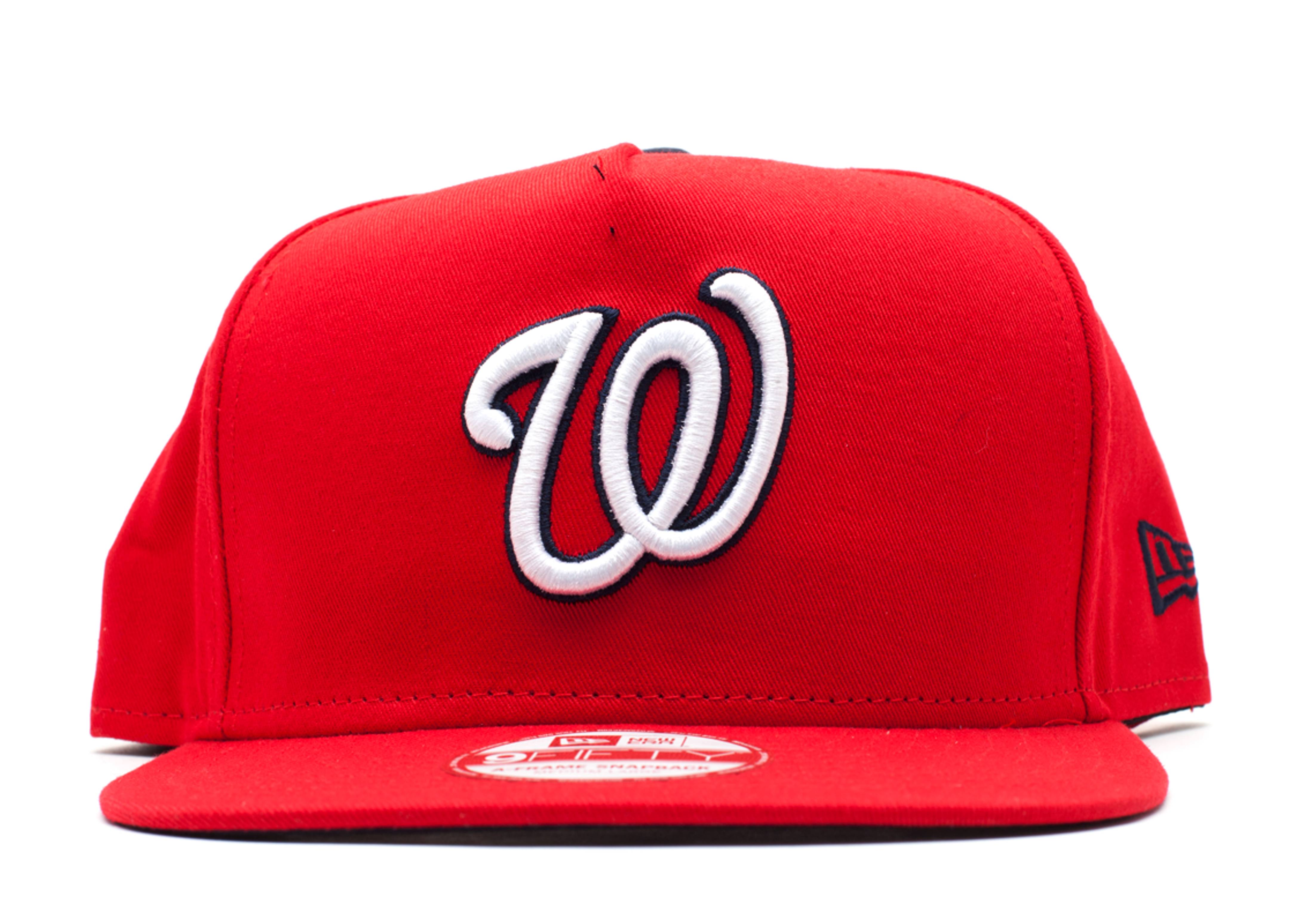 washington national snap-back
