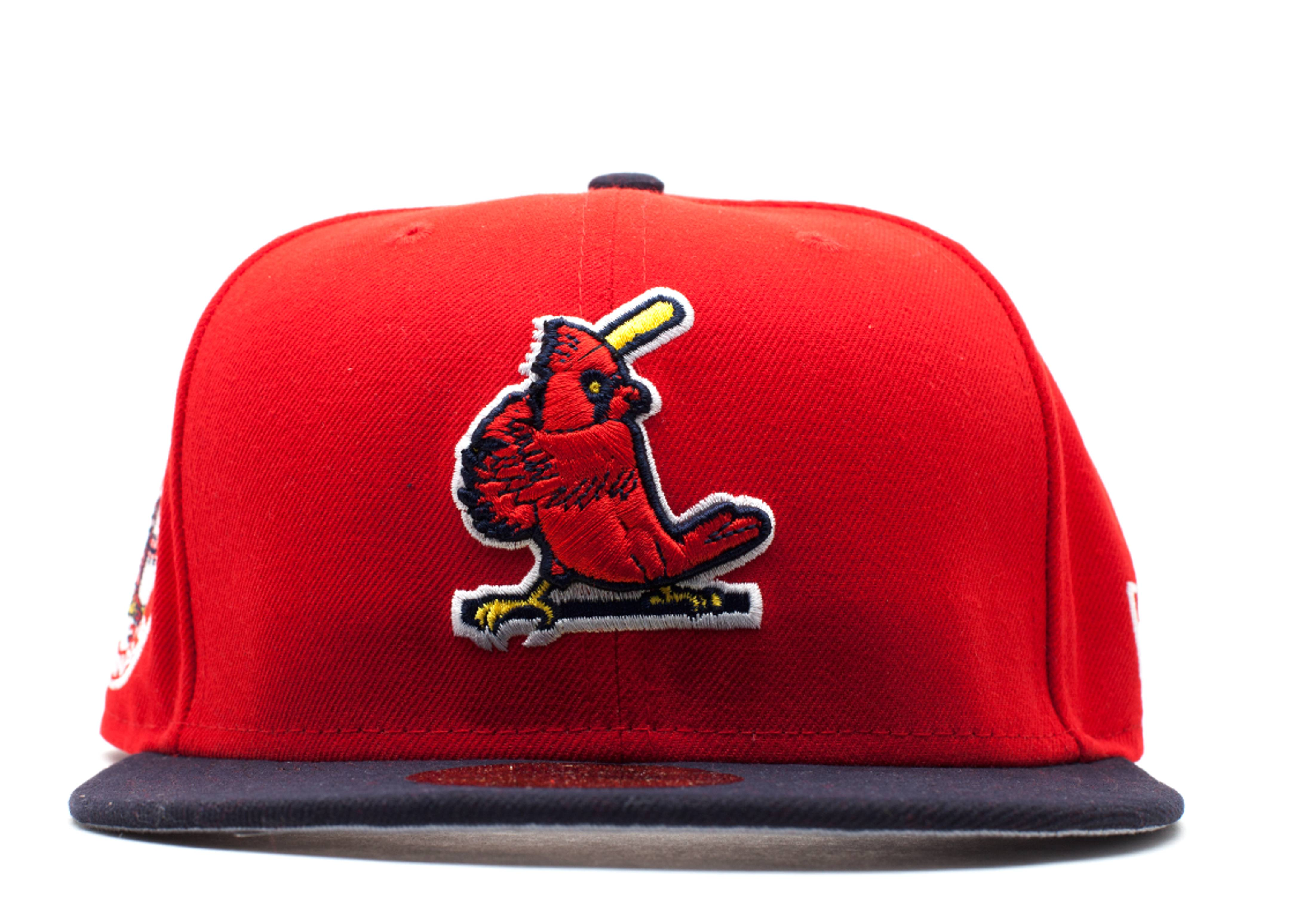 "st. louis cardinals fitted ""side patch"""