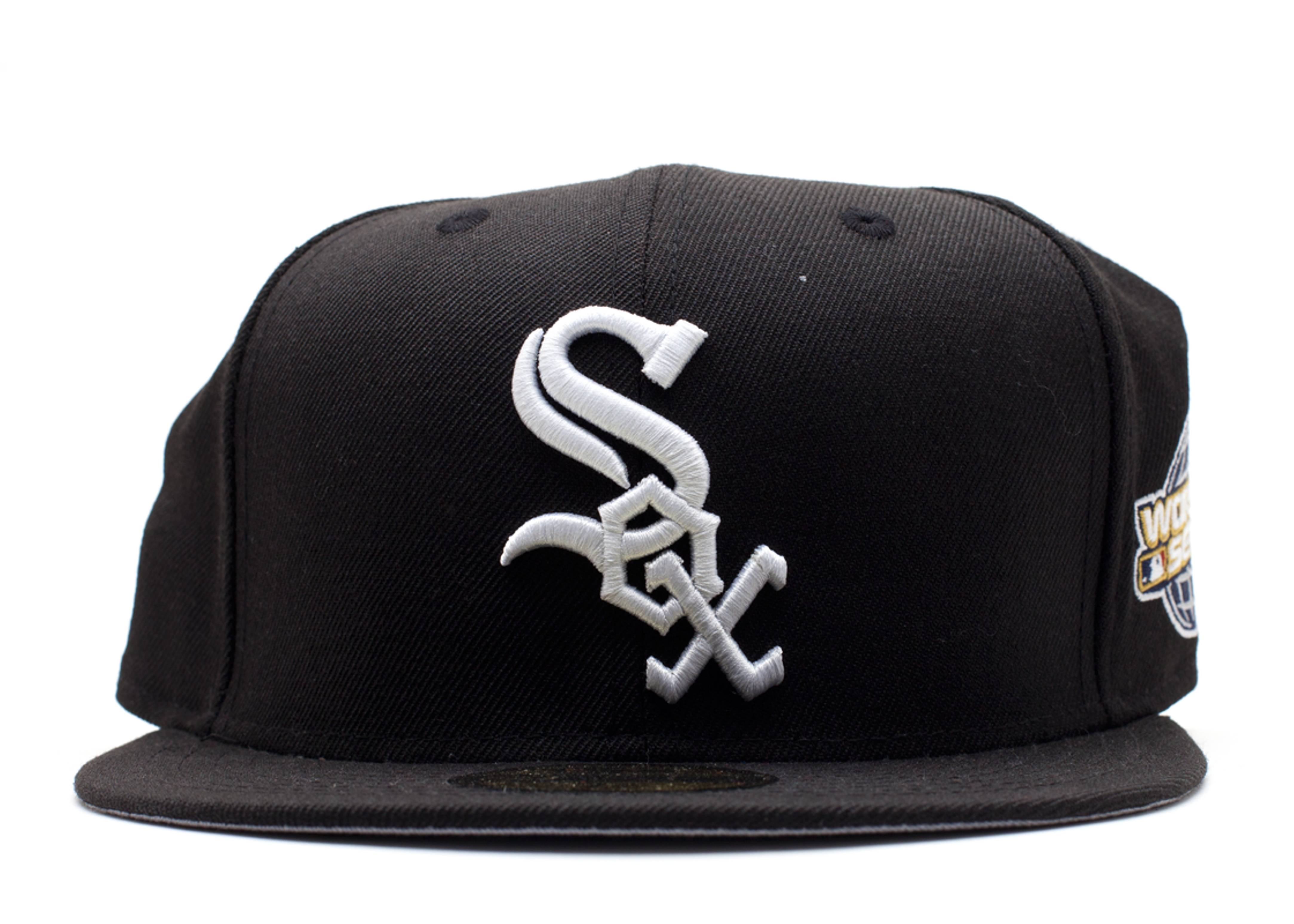 "chicago whitesox fitted ""2005 world series"""