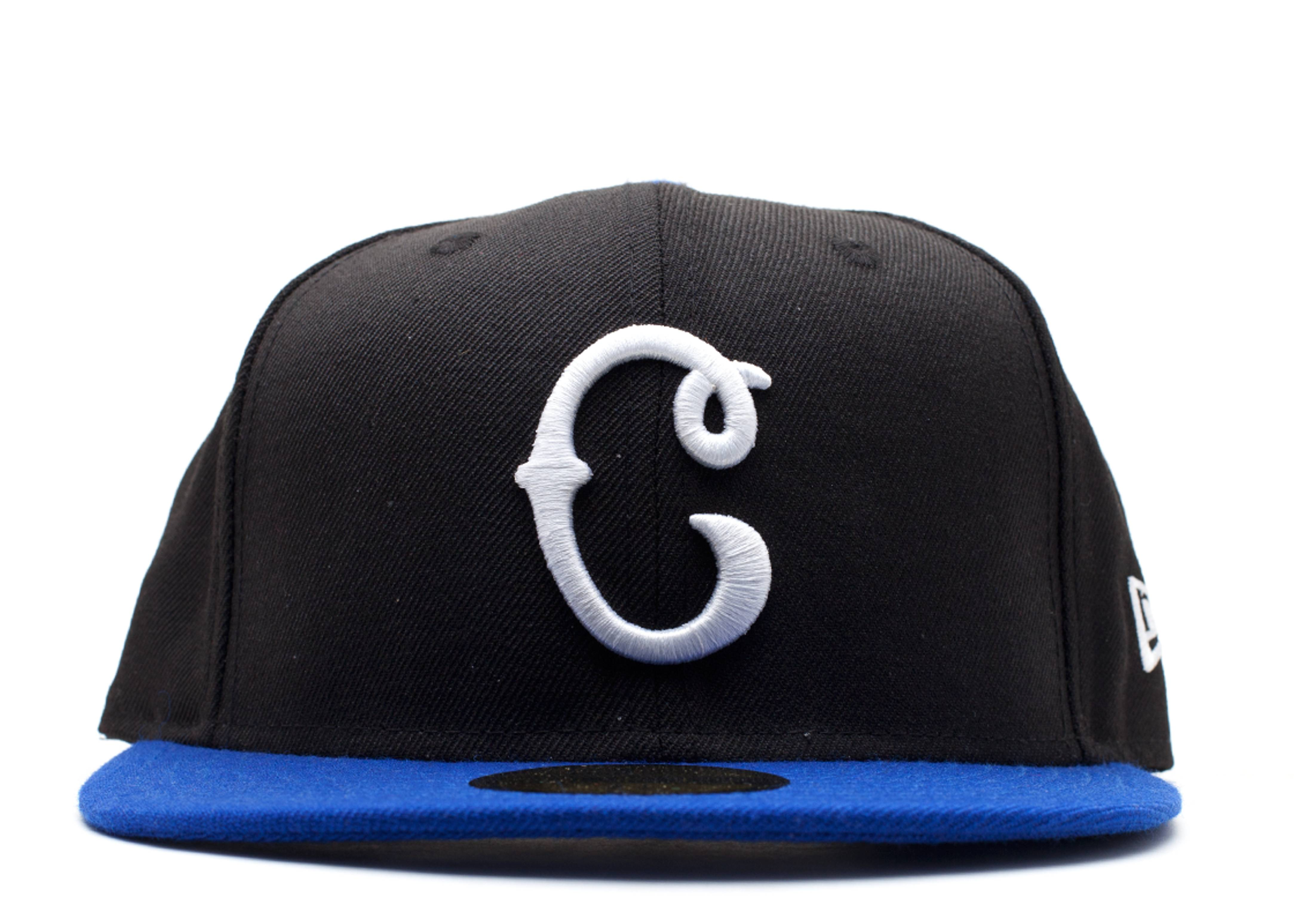 """cleveland buckeyes fitted """"negro league"""""""