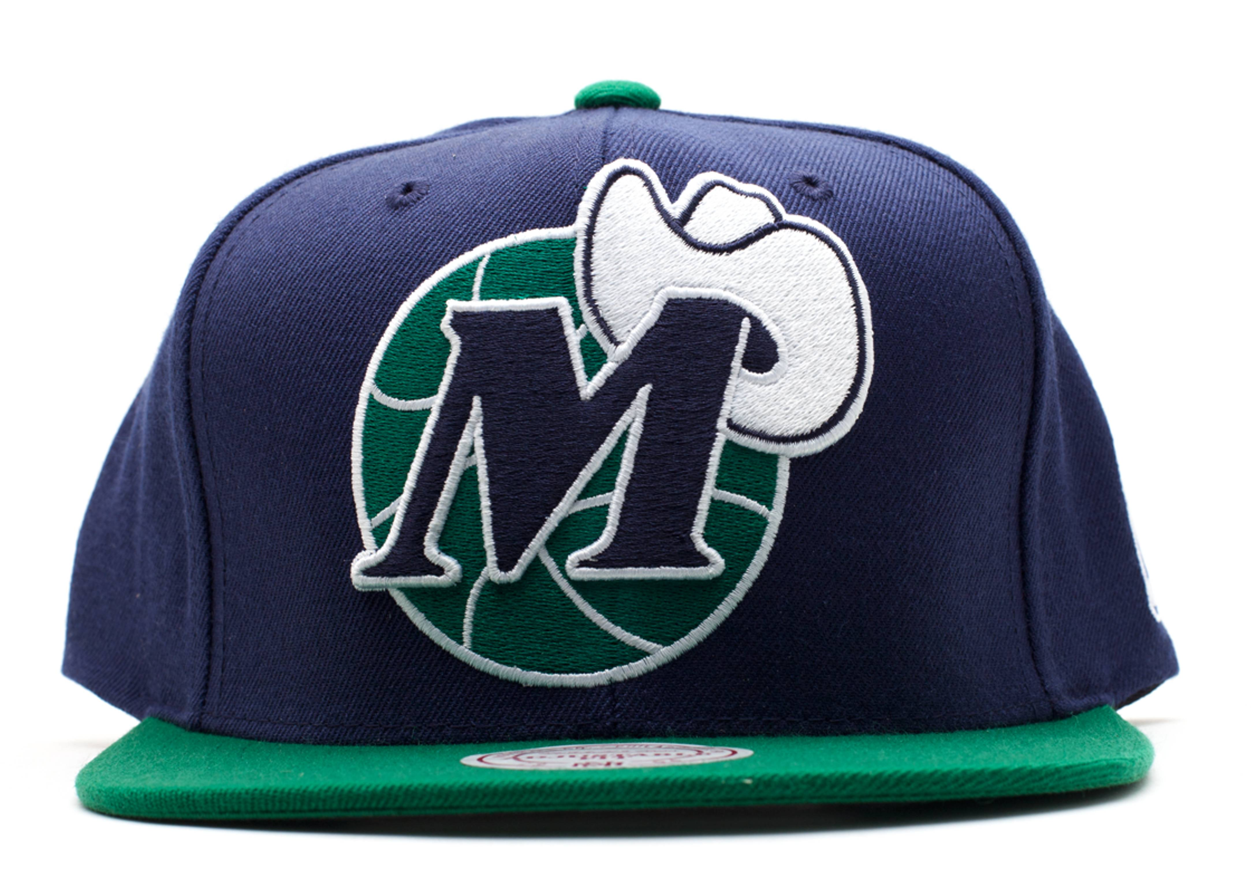 dallas mavericks snap-back