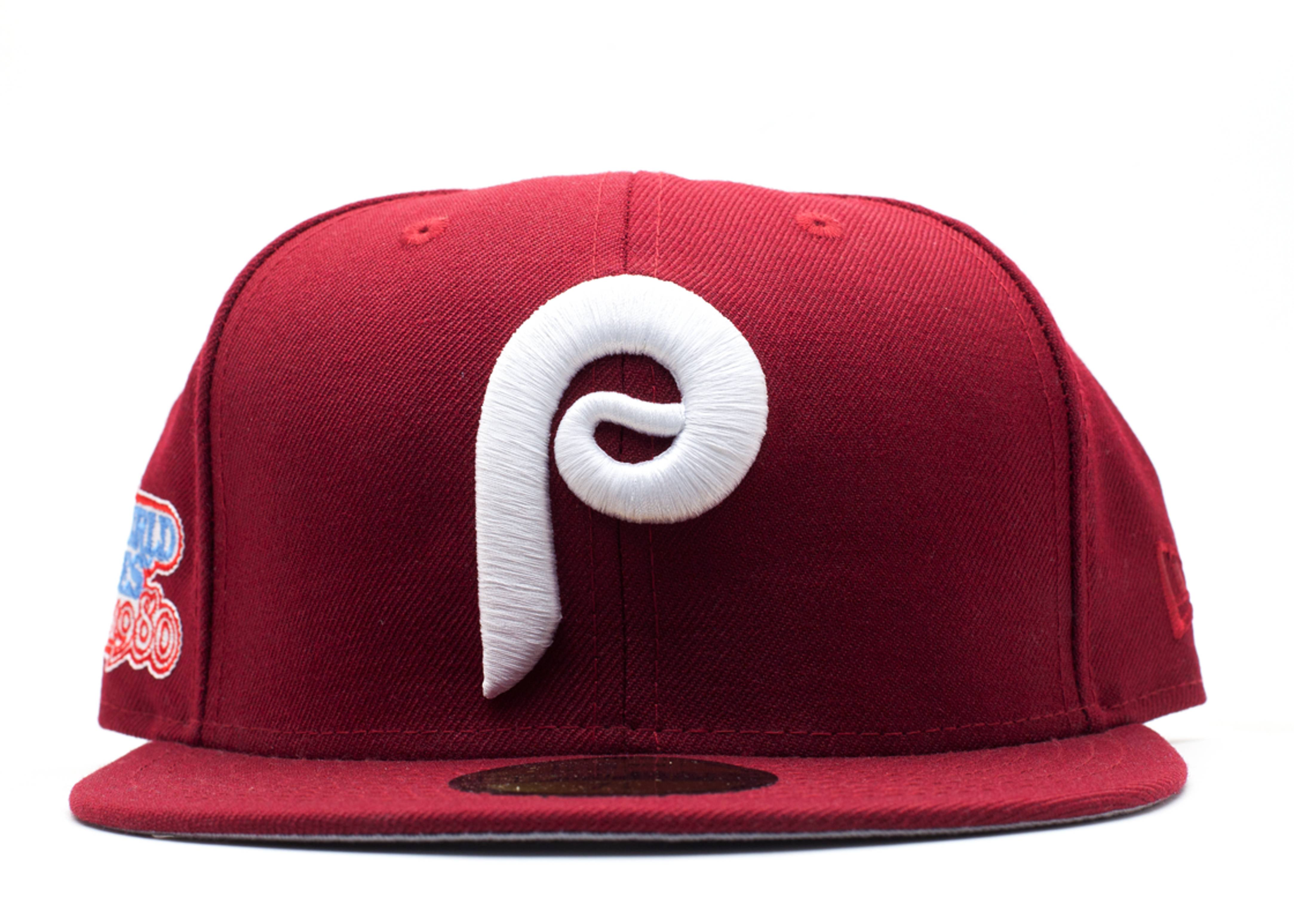 "philadelphia phillies fitted ""1980 world series"""