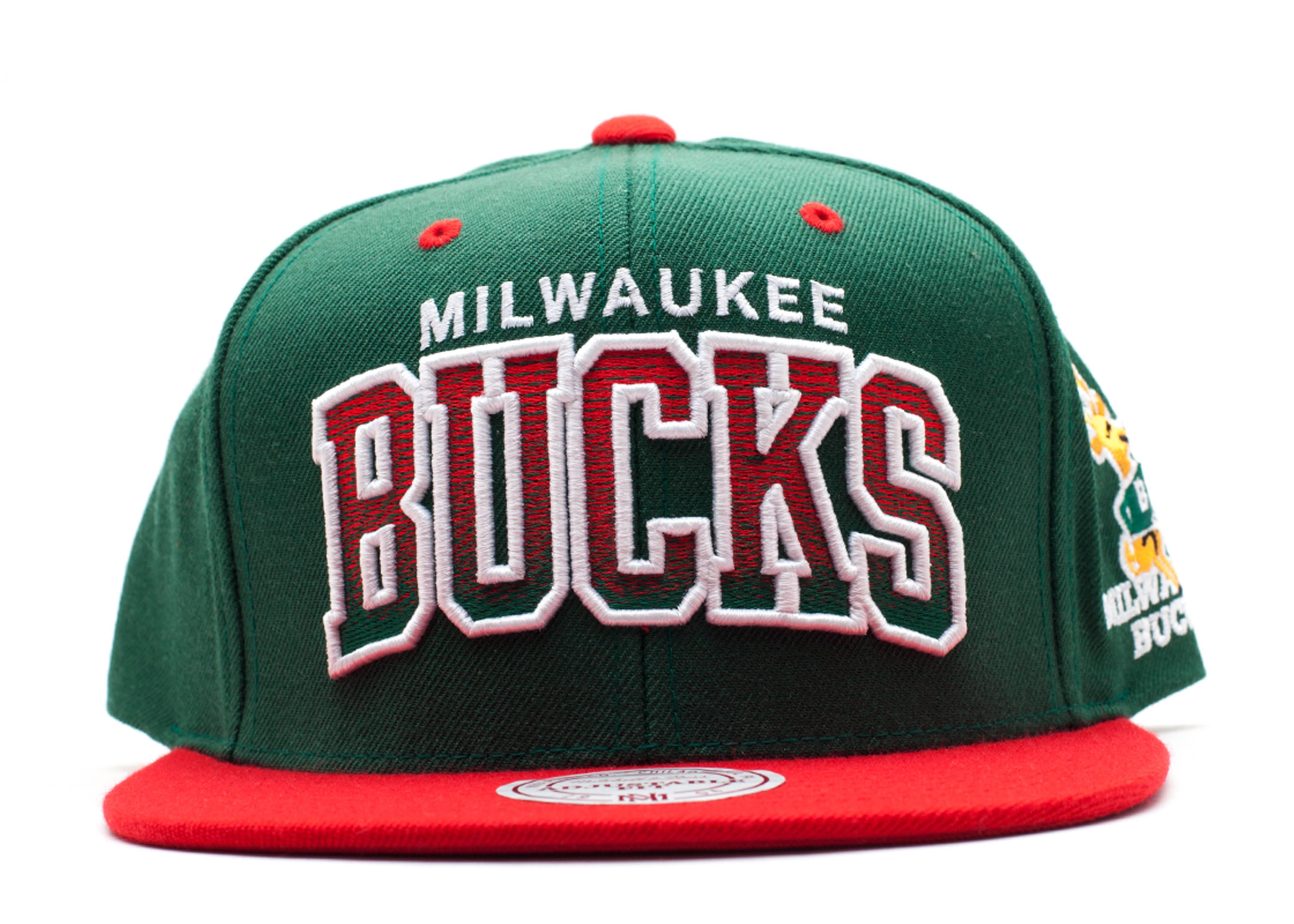 milwaukee bucks snap-back