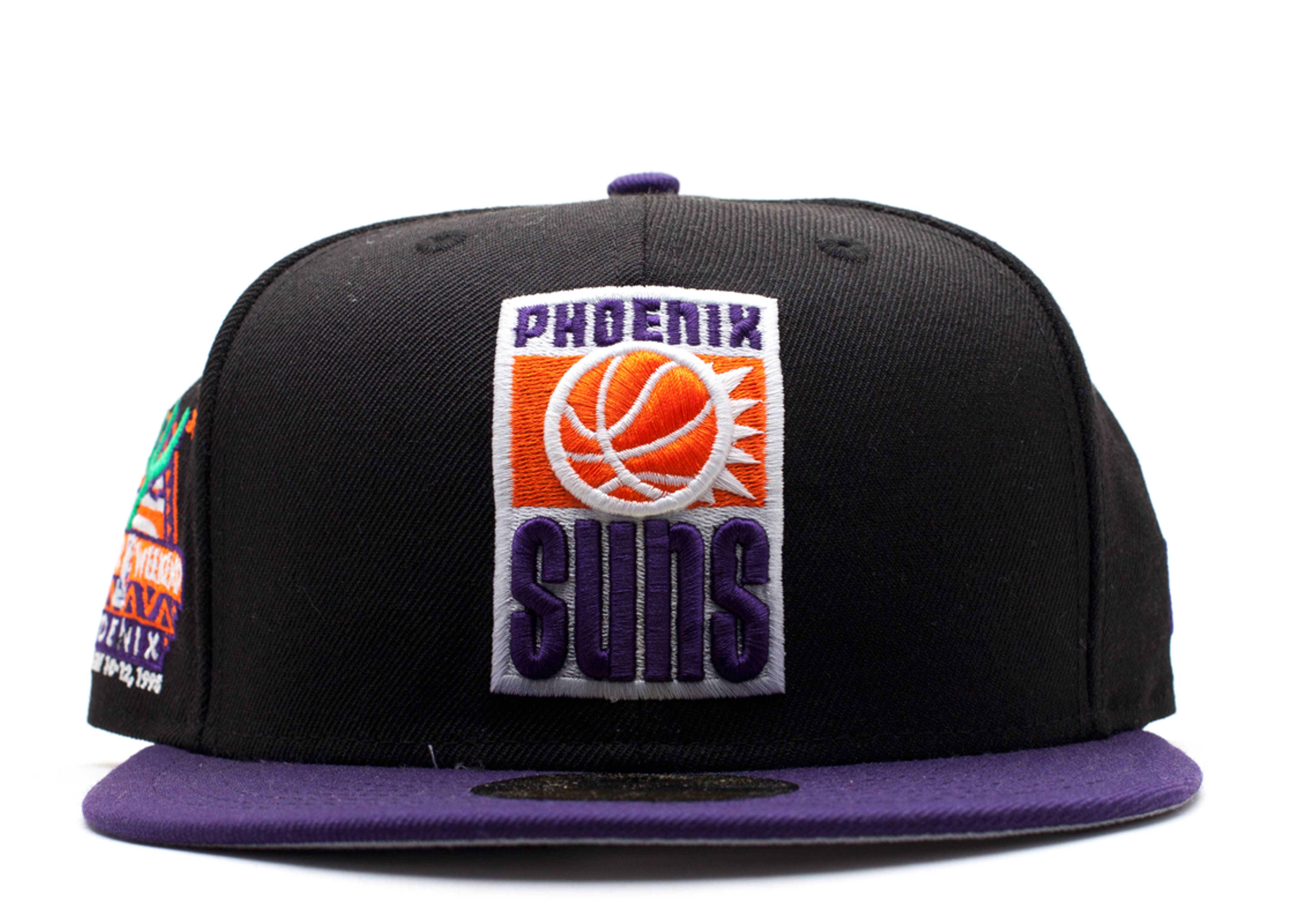 """phoenix suns fitted """"1995 all-star side patch"""""""