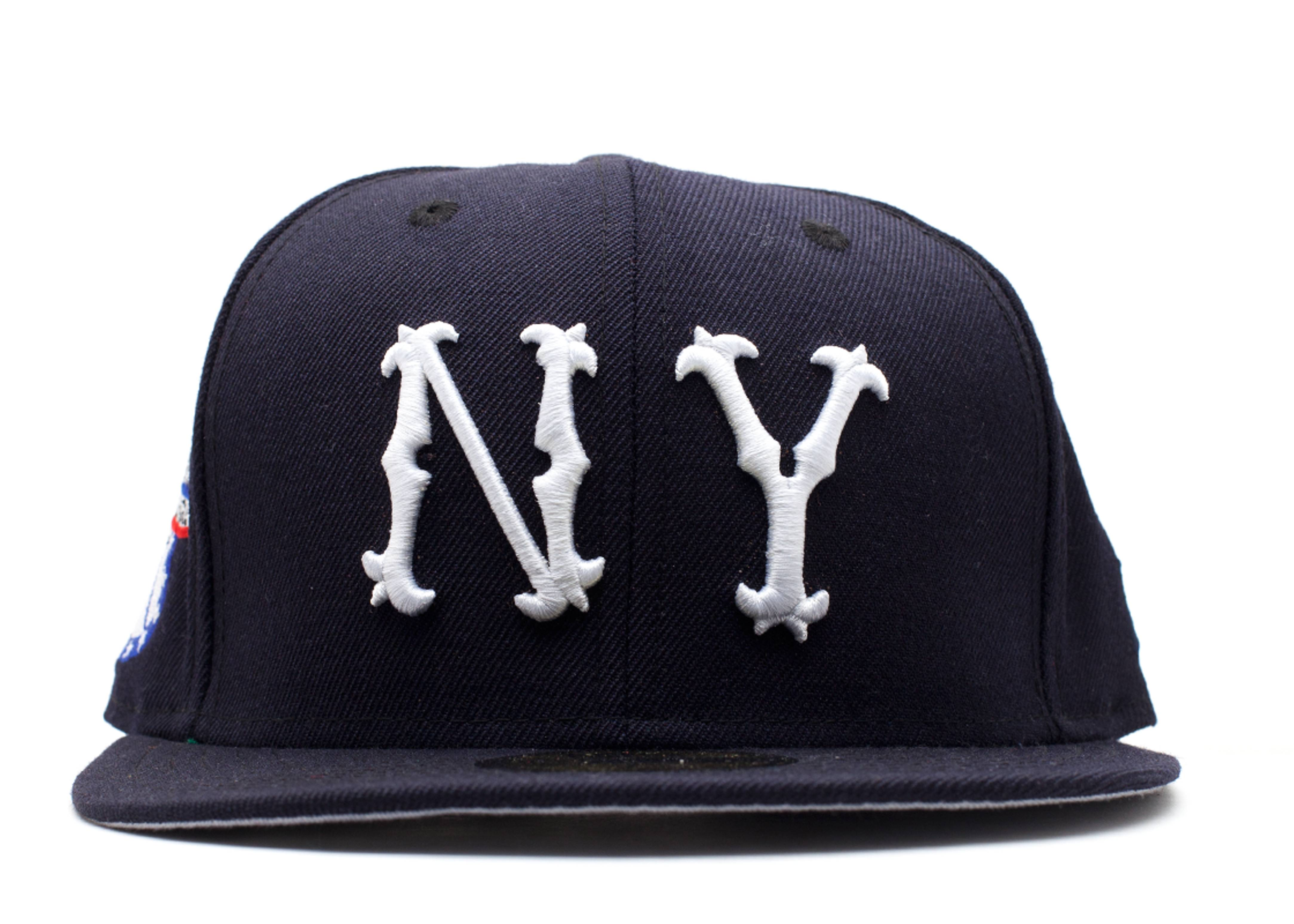 """new york highlanders fitted """"american league patch"""""""