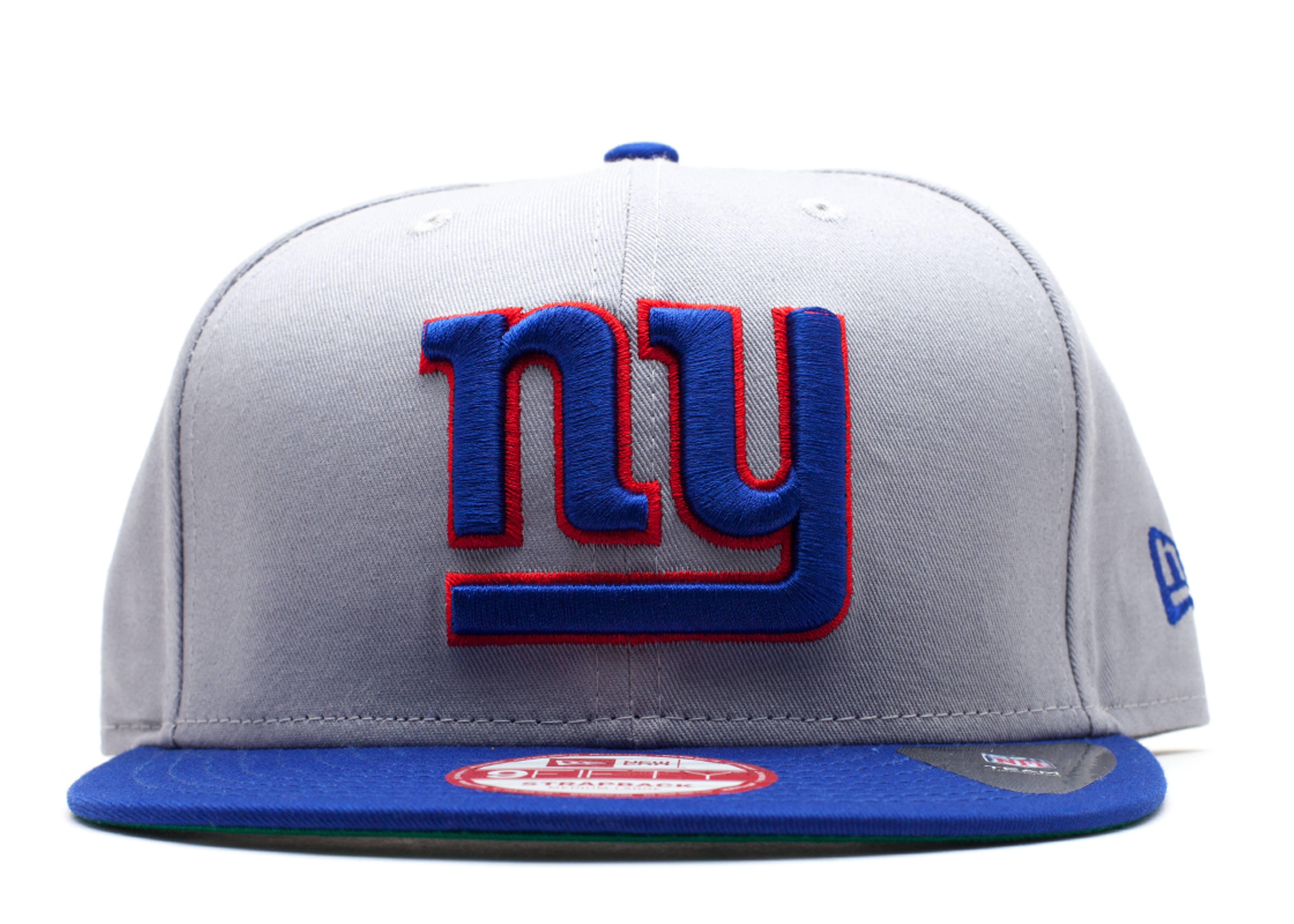 new york giants strap-back