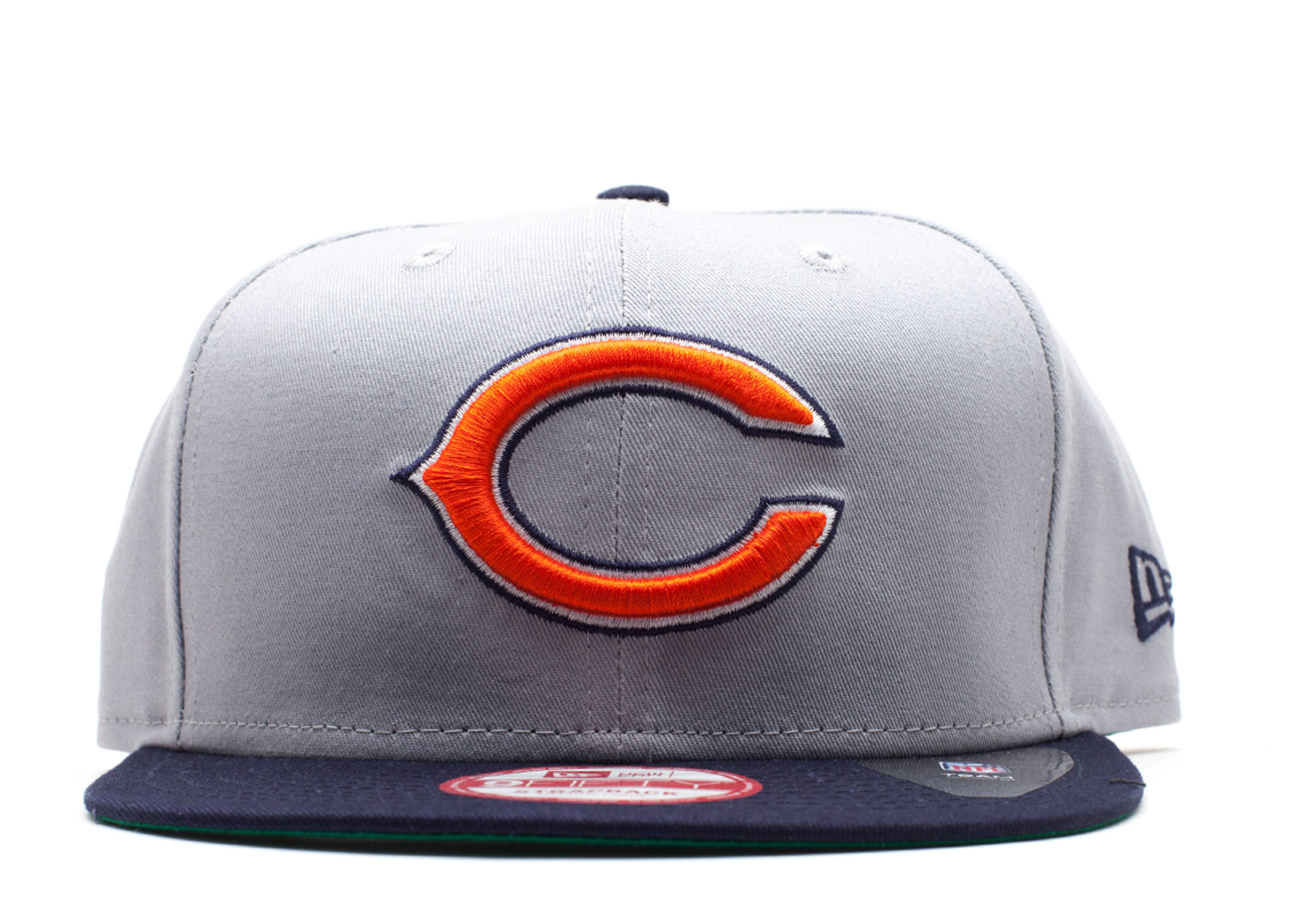 chicago bears strap-back