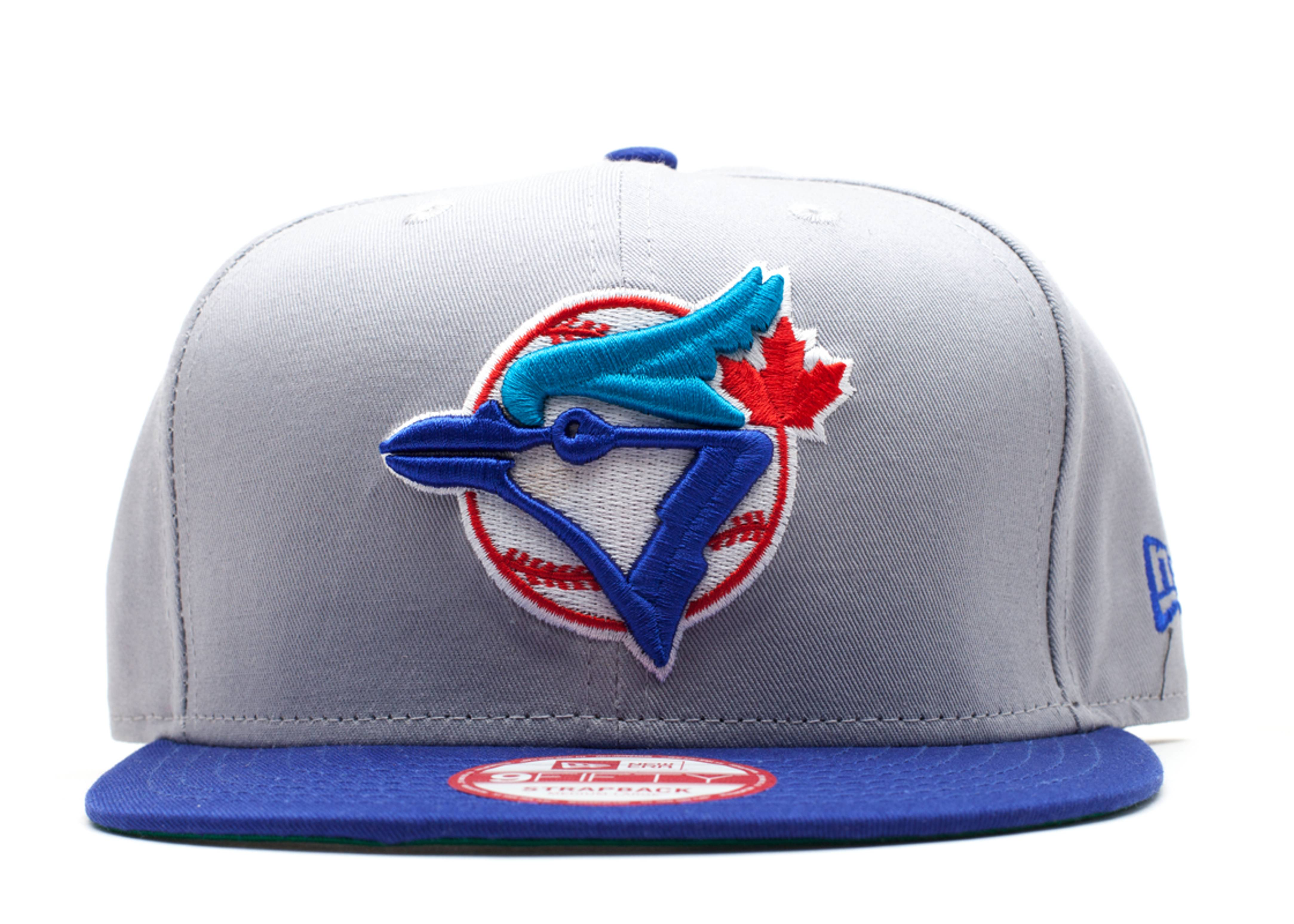 toronto blue jays strap-back