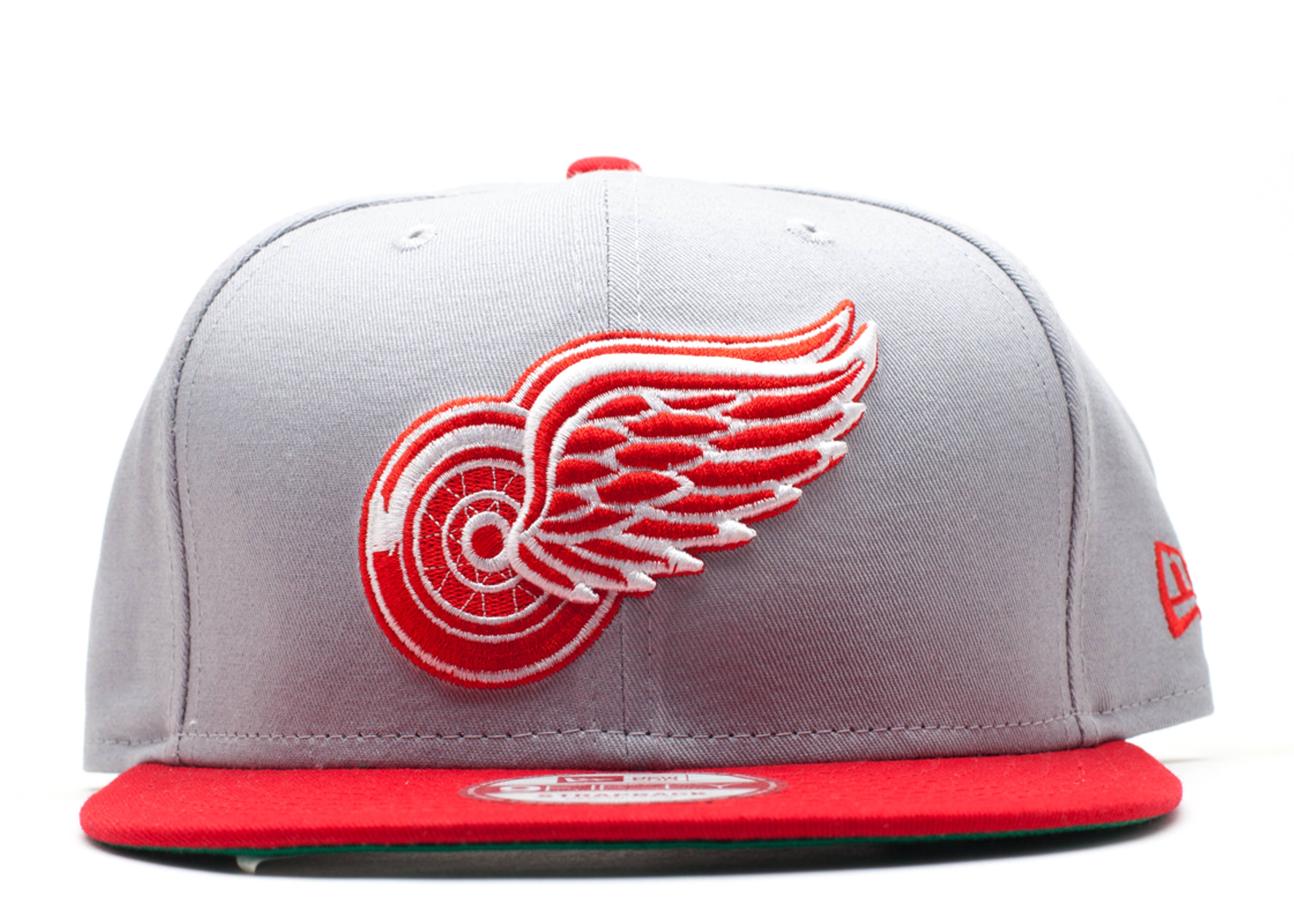 detroit redwings strap-back