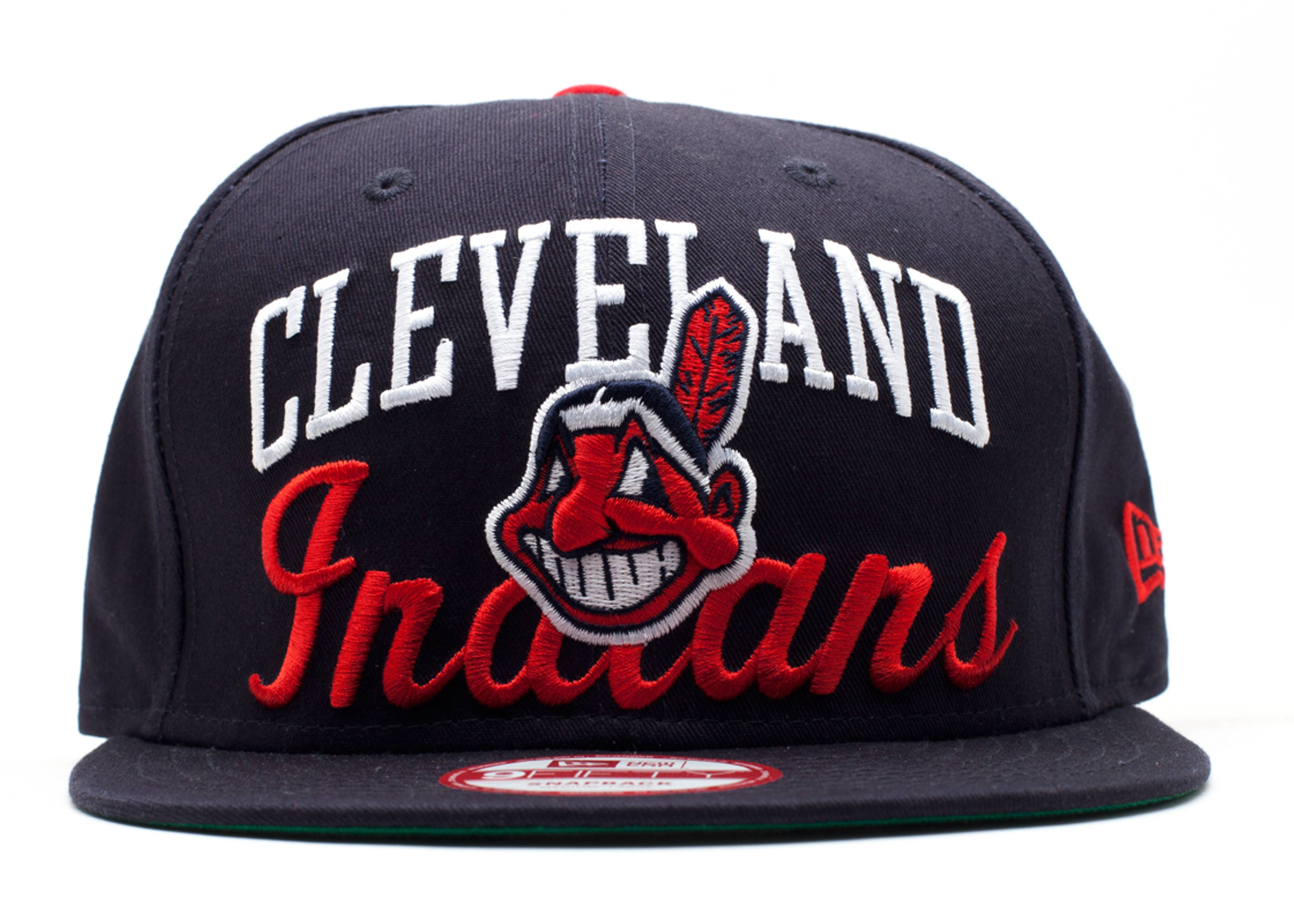 cleveland indians snap-back