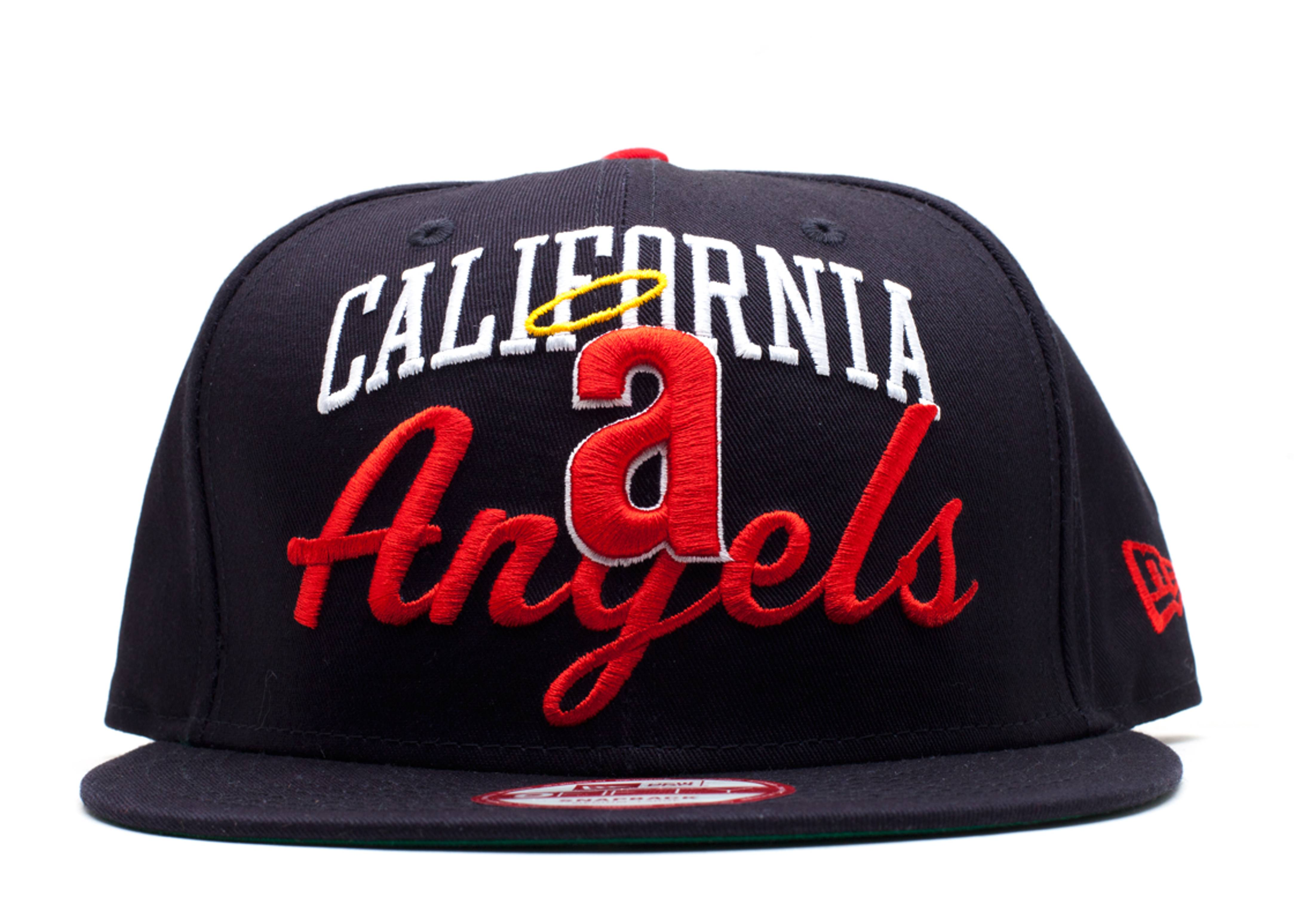 california angels snap-back