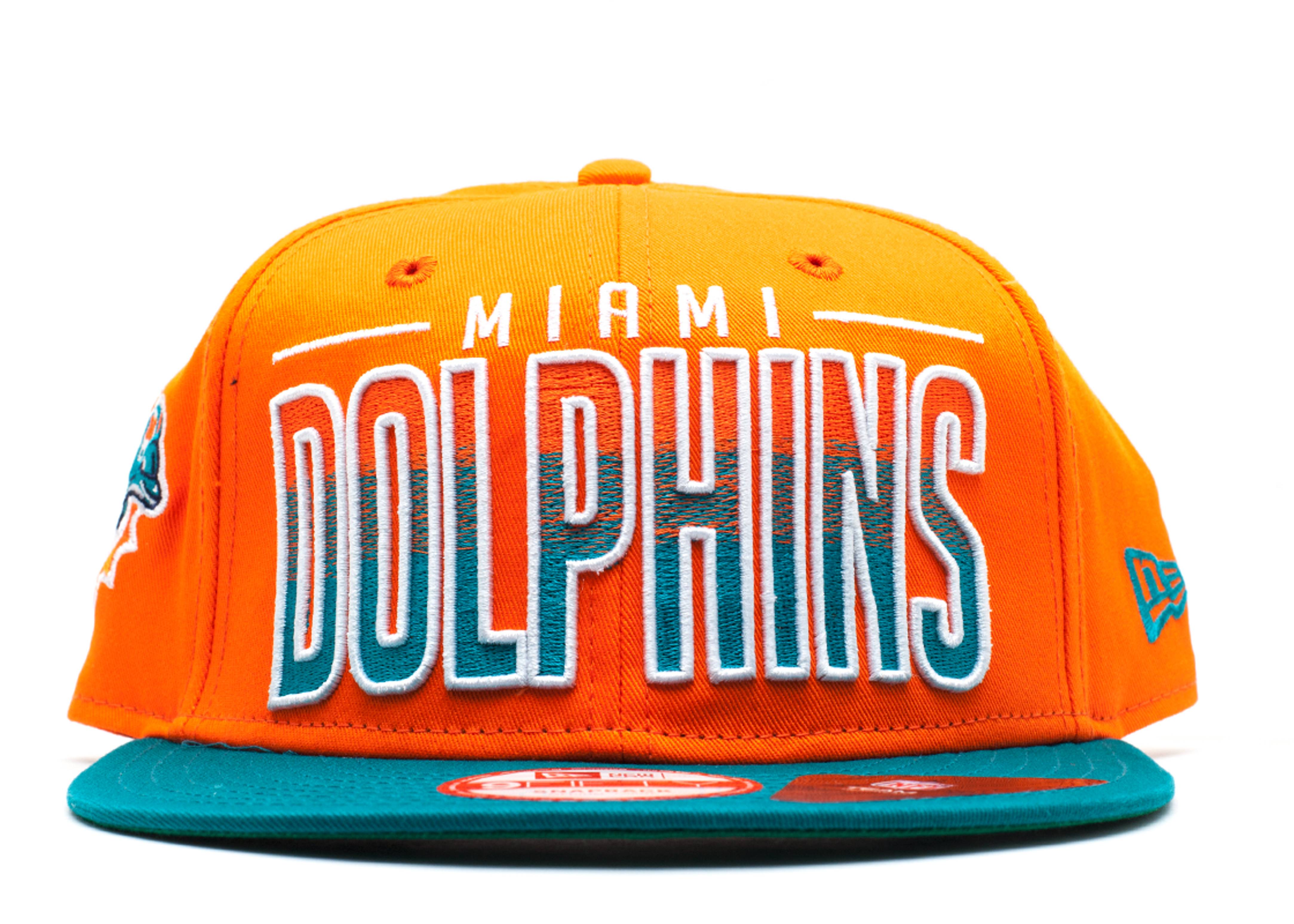 miami dolphins snap-back