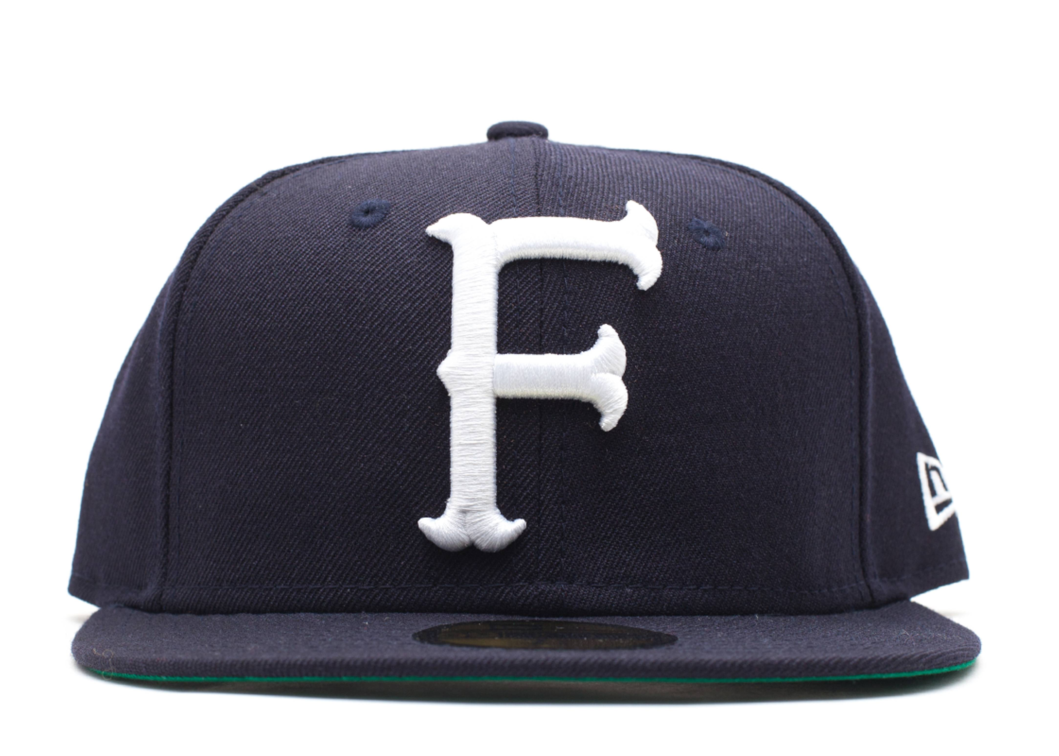 "new era x flight club fitted ""practice"""